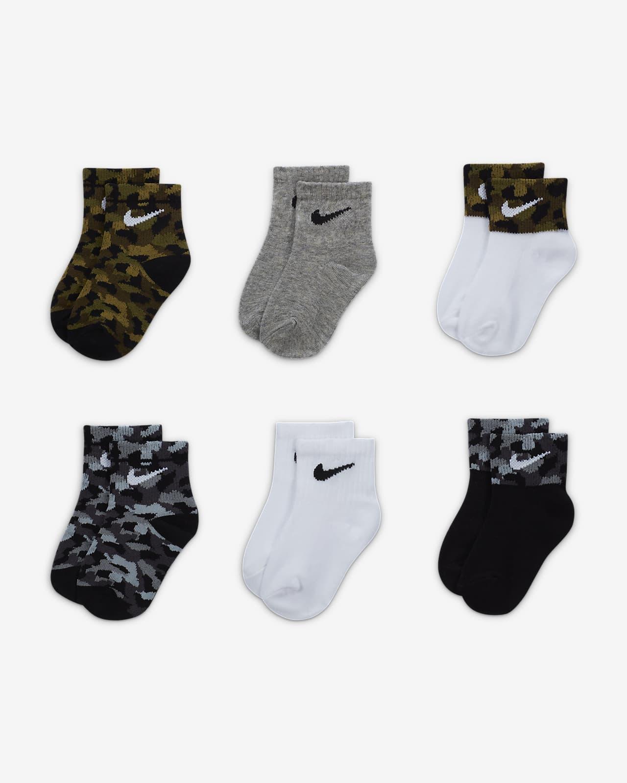 Nike Ankle 婴童运动童袜(6 双)