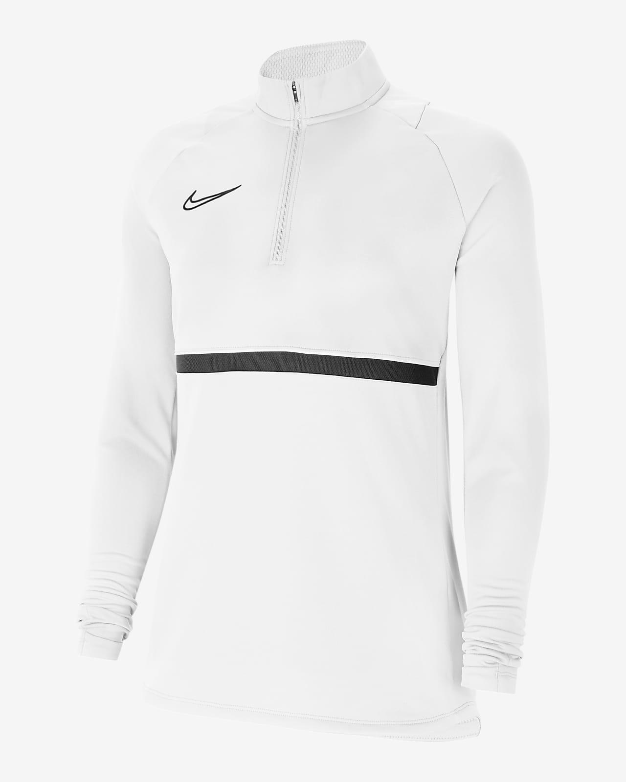 Camiseta de entrenamiento de fútbol para mujer Nike Dri-FIT Academy