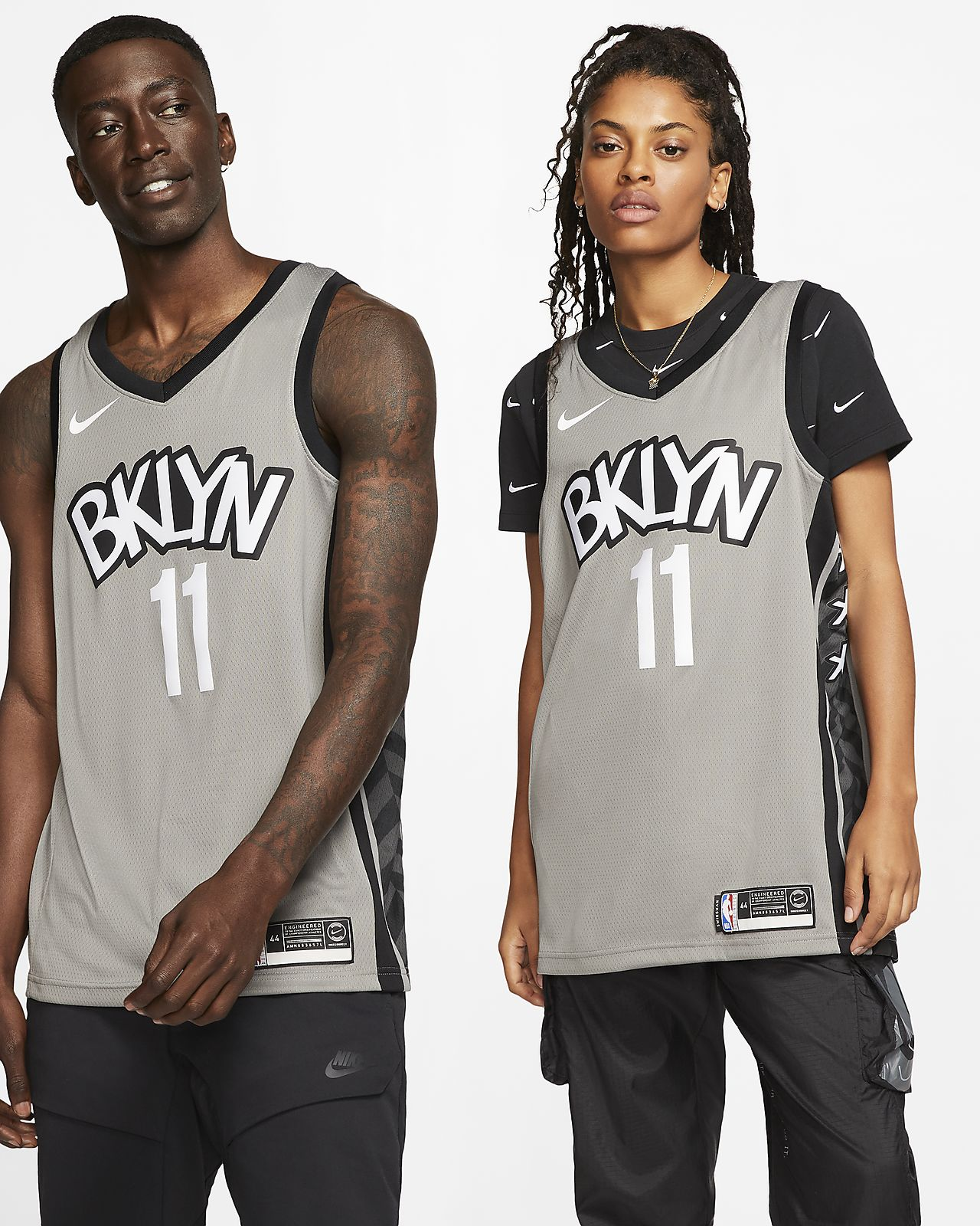 Kyrie Irving Nets Statement Edition Nike NBA Swingman Jersey