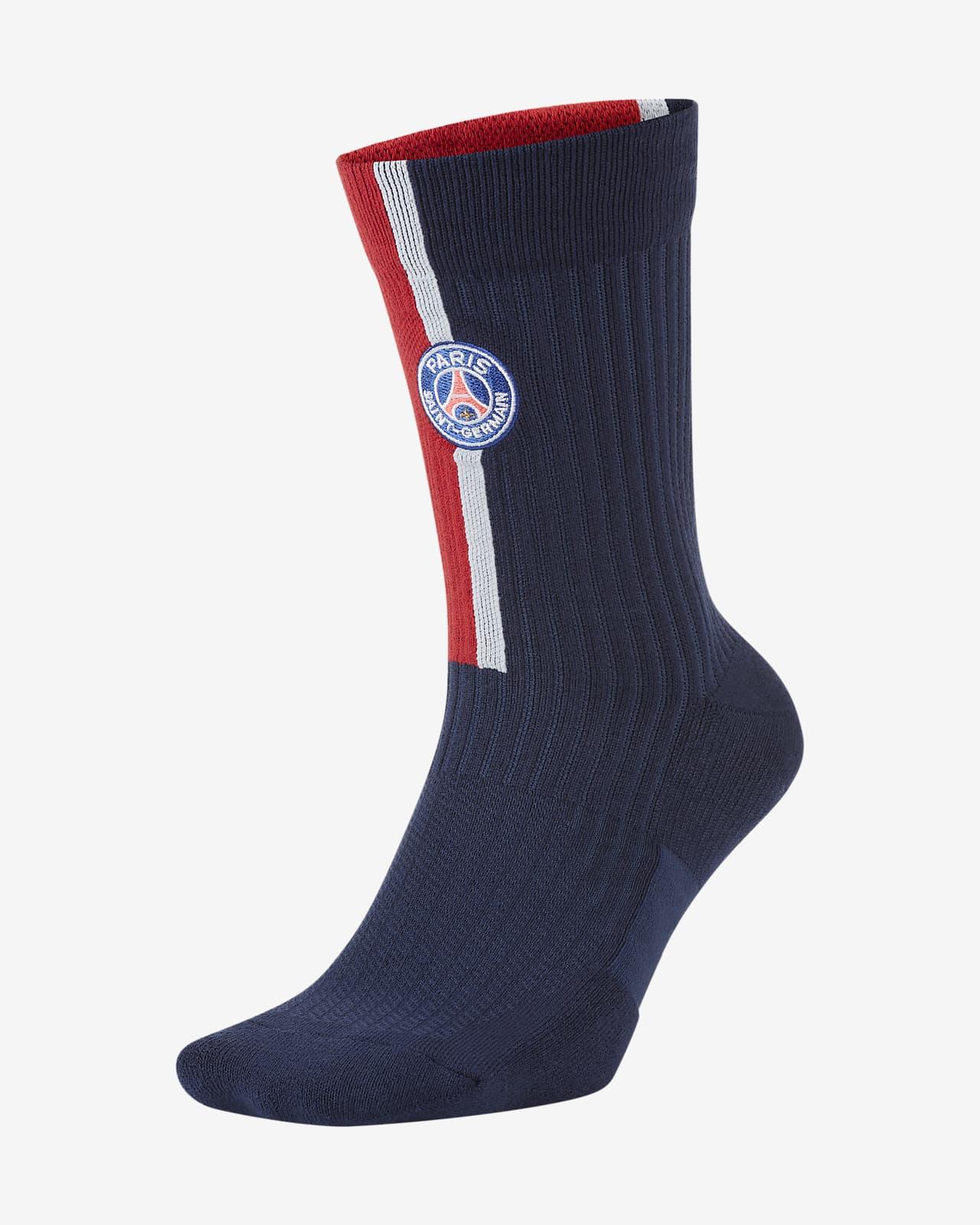 Paris Saint-Germain Squad Football Crew Socks