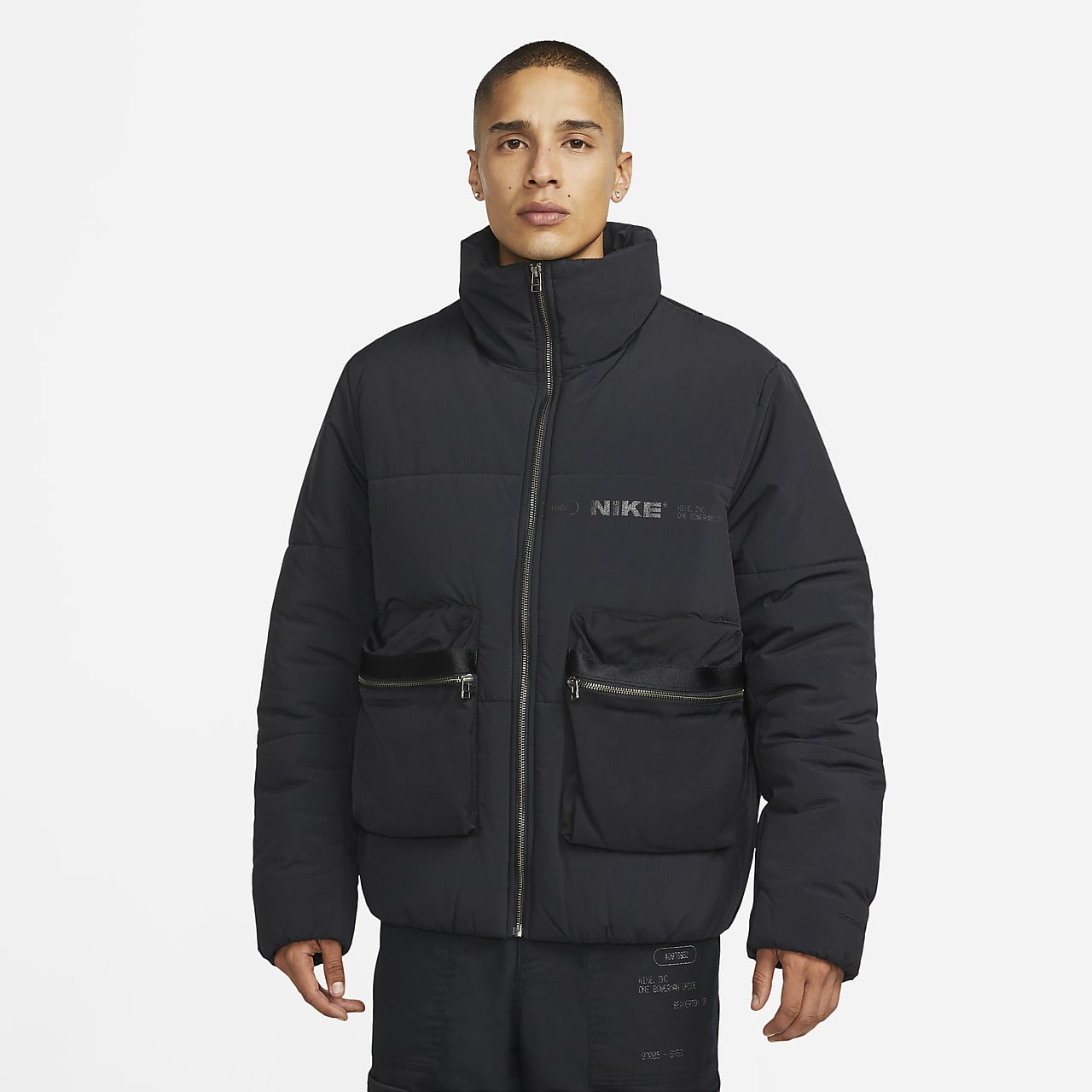 nike sportswear therma-fit city made synthetic-fill
