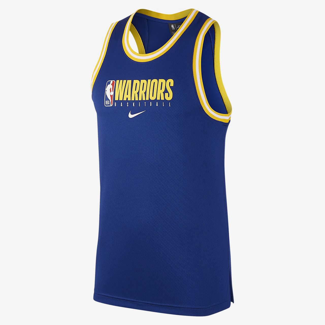 Golden State Warriors Nike Dri-FIT Men's NBA Tank