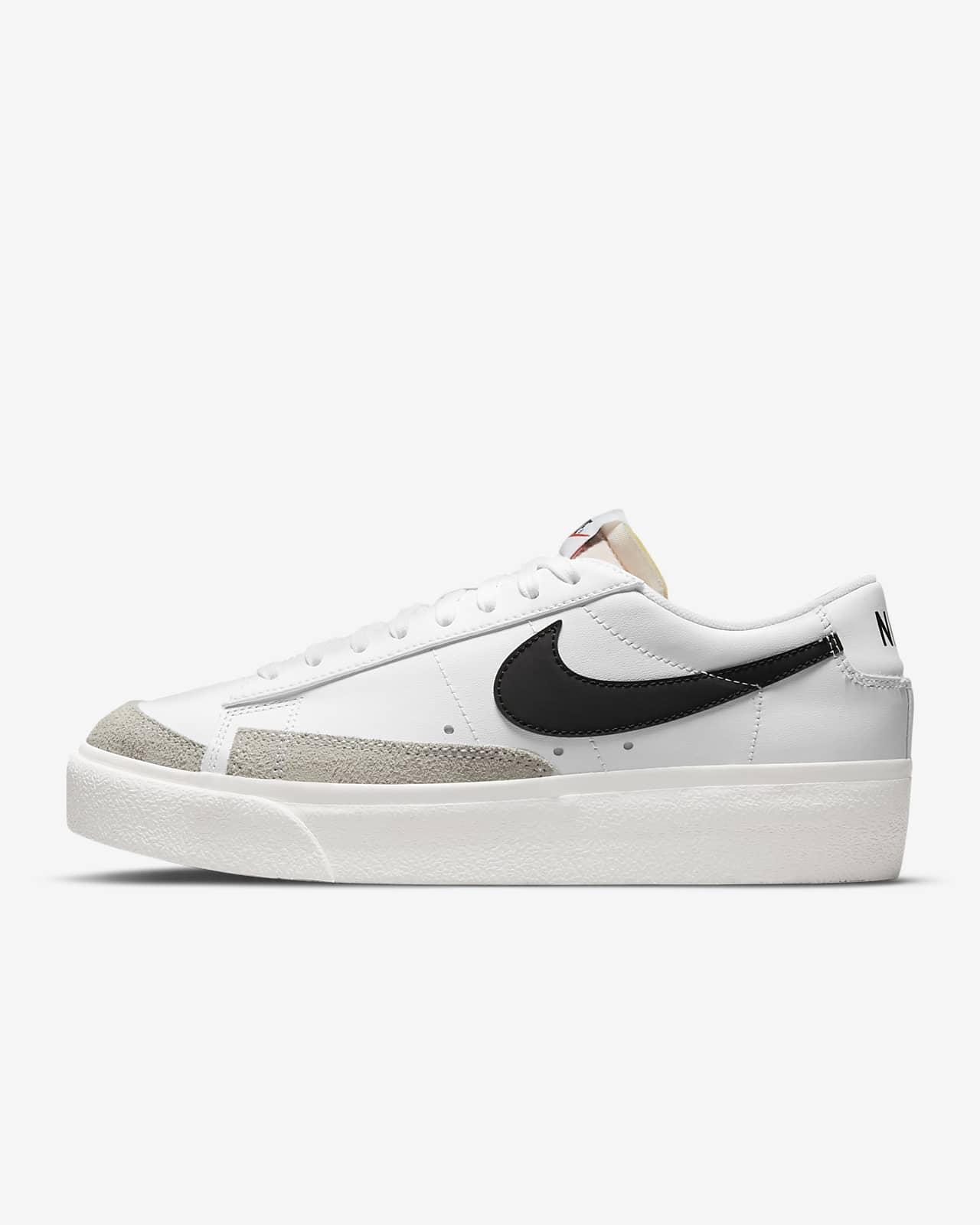 Nike Blazer Low Platform-sko til kvinder