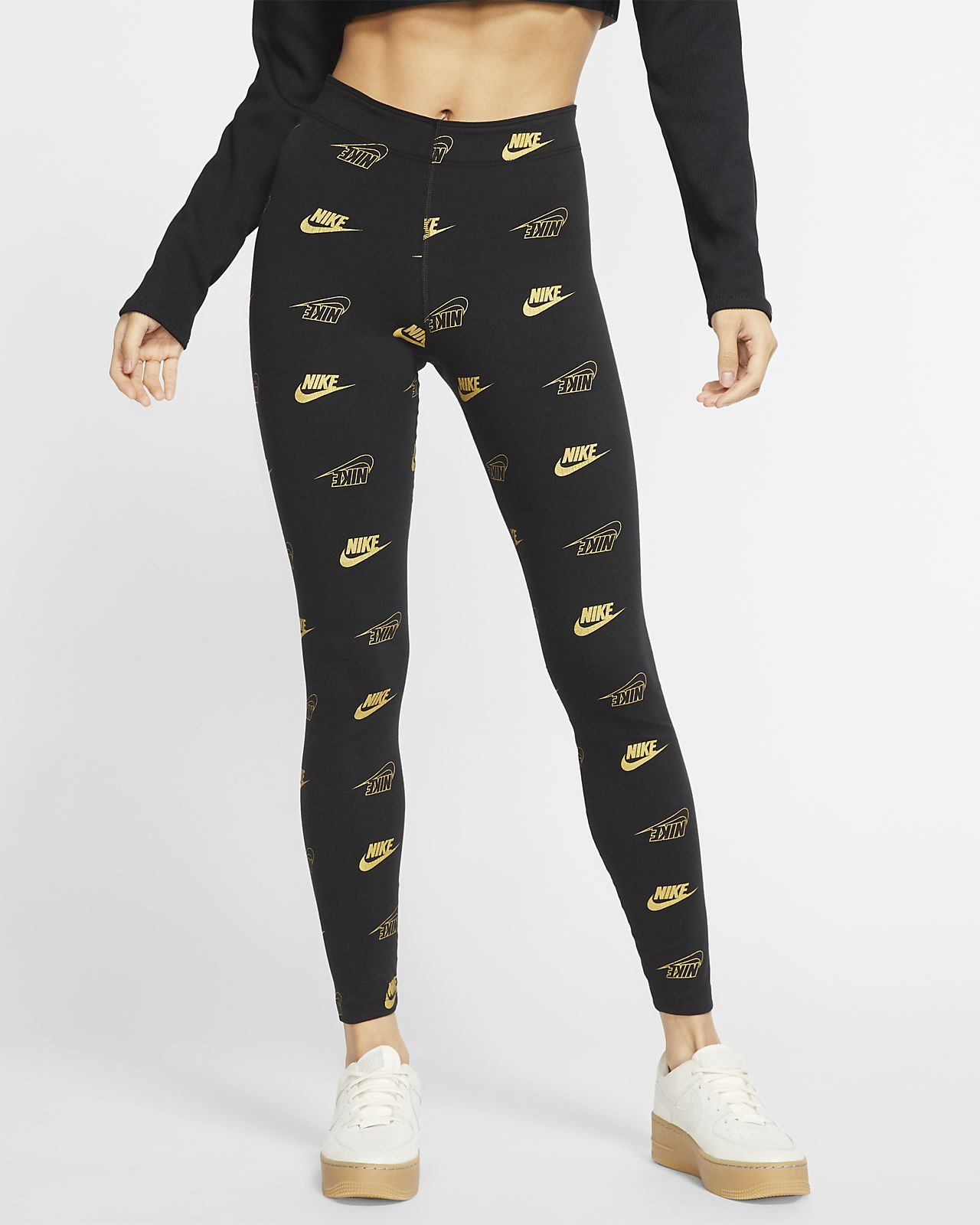 Nike Sportswear Damen-Leggings mit Print