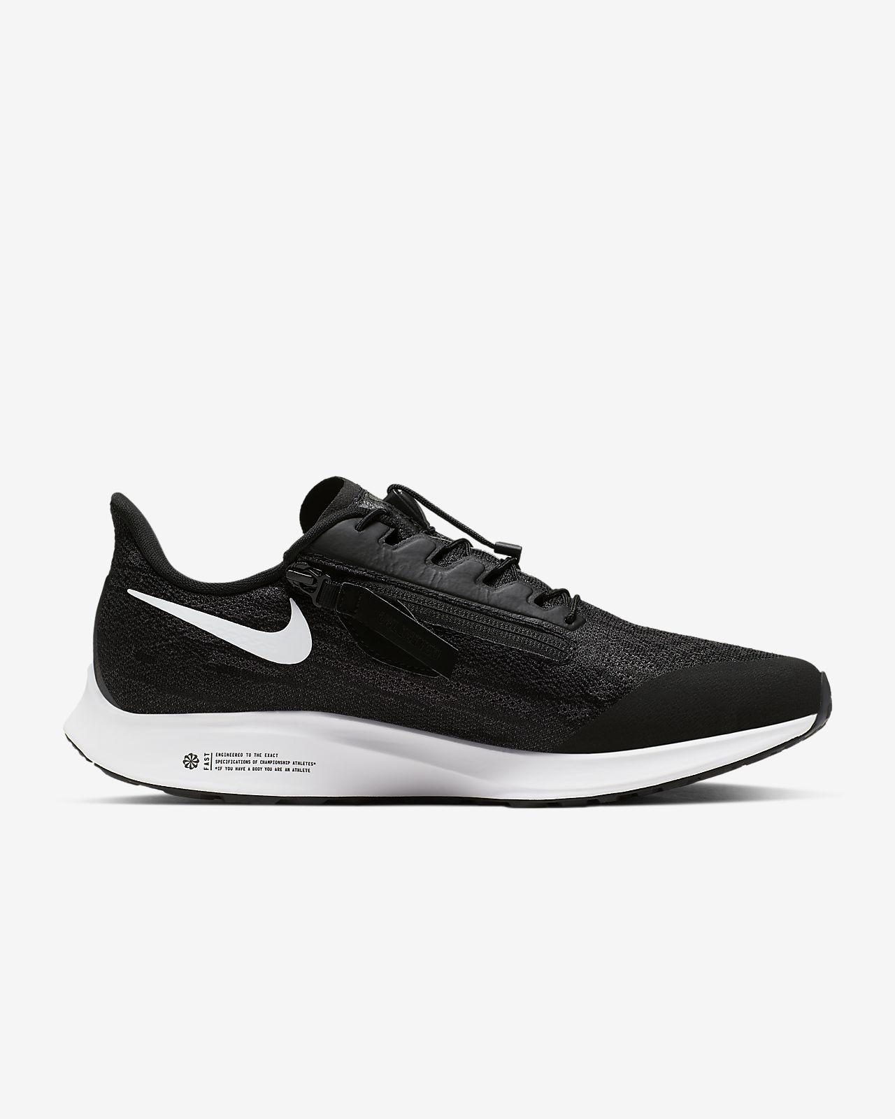 Nike Air Max 1 Masculino Tamanho 10 PretoPure Platinum