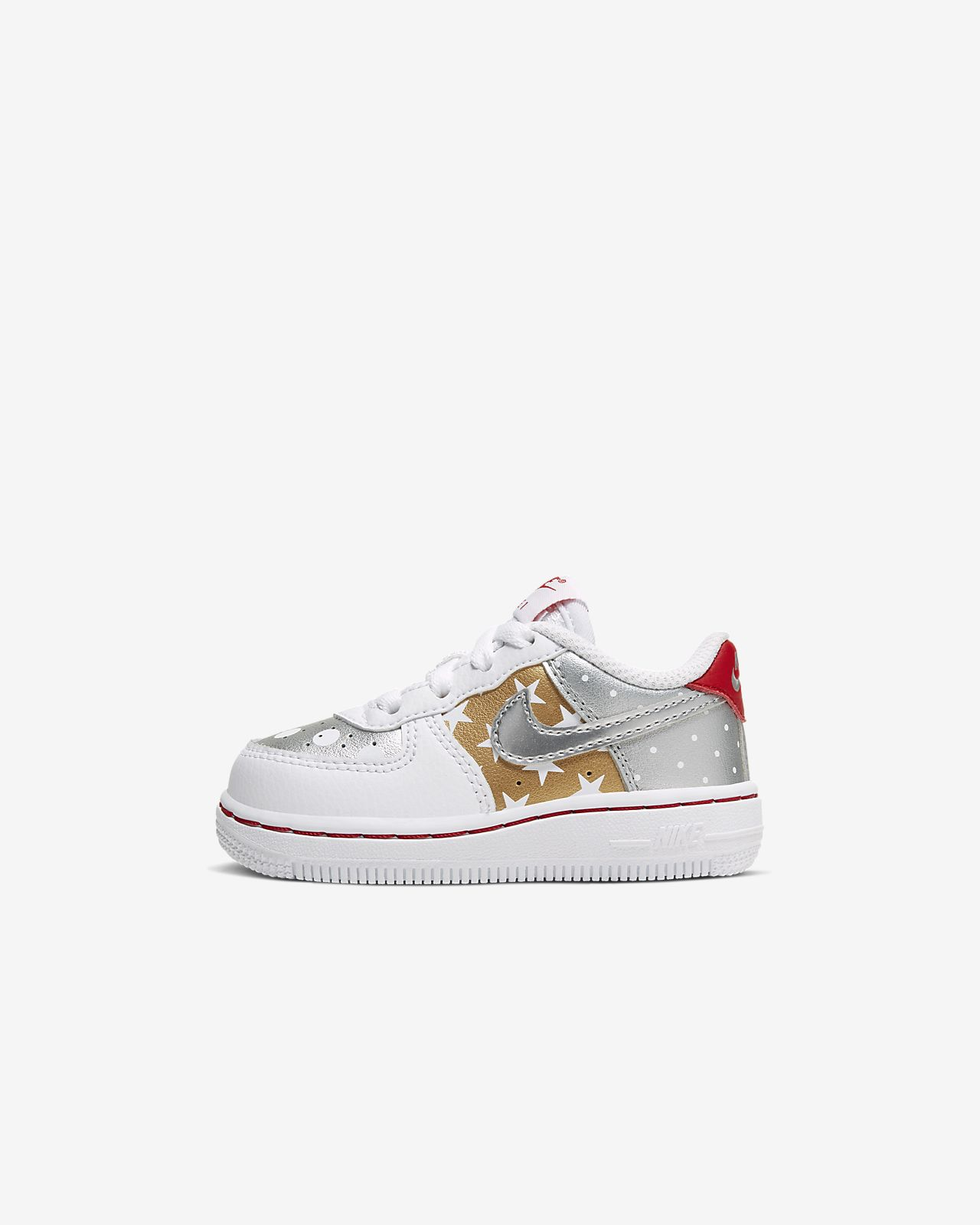 Sapatilhas Nike Force 1 Low para bebé