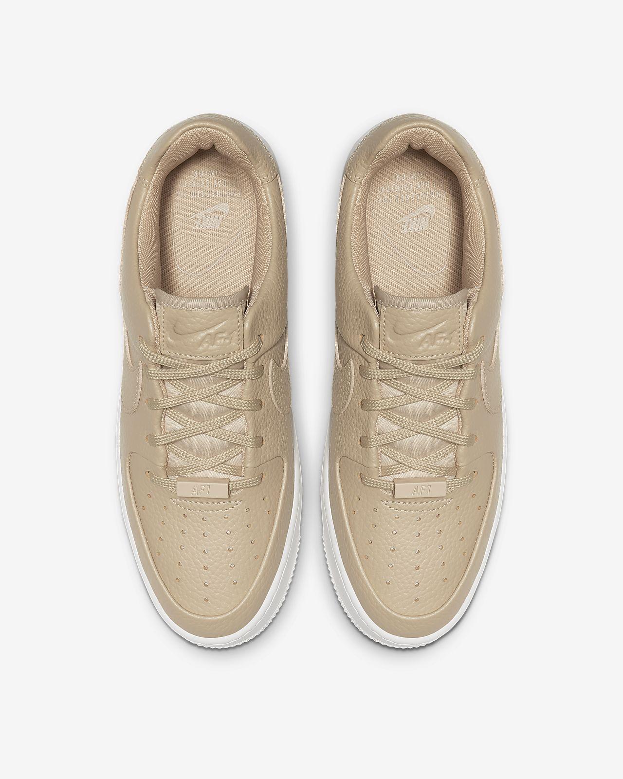 Nike Buty damskie Nike Air Force 1 Sage Low Premium Camo