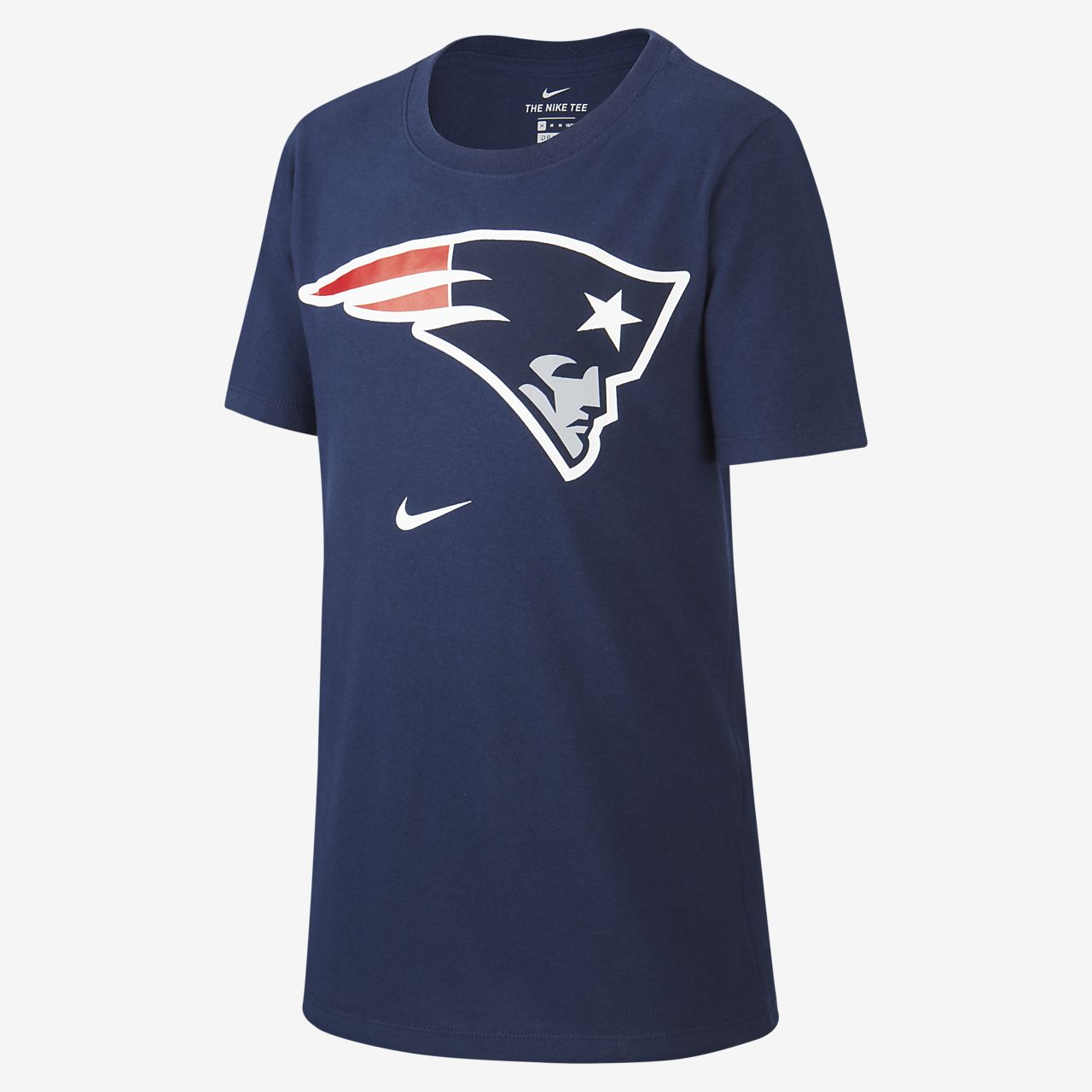 Nike Dri-FIT (NFL Patriots) Older Kids' T-Shirt