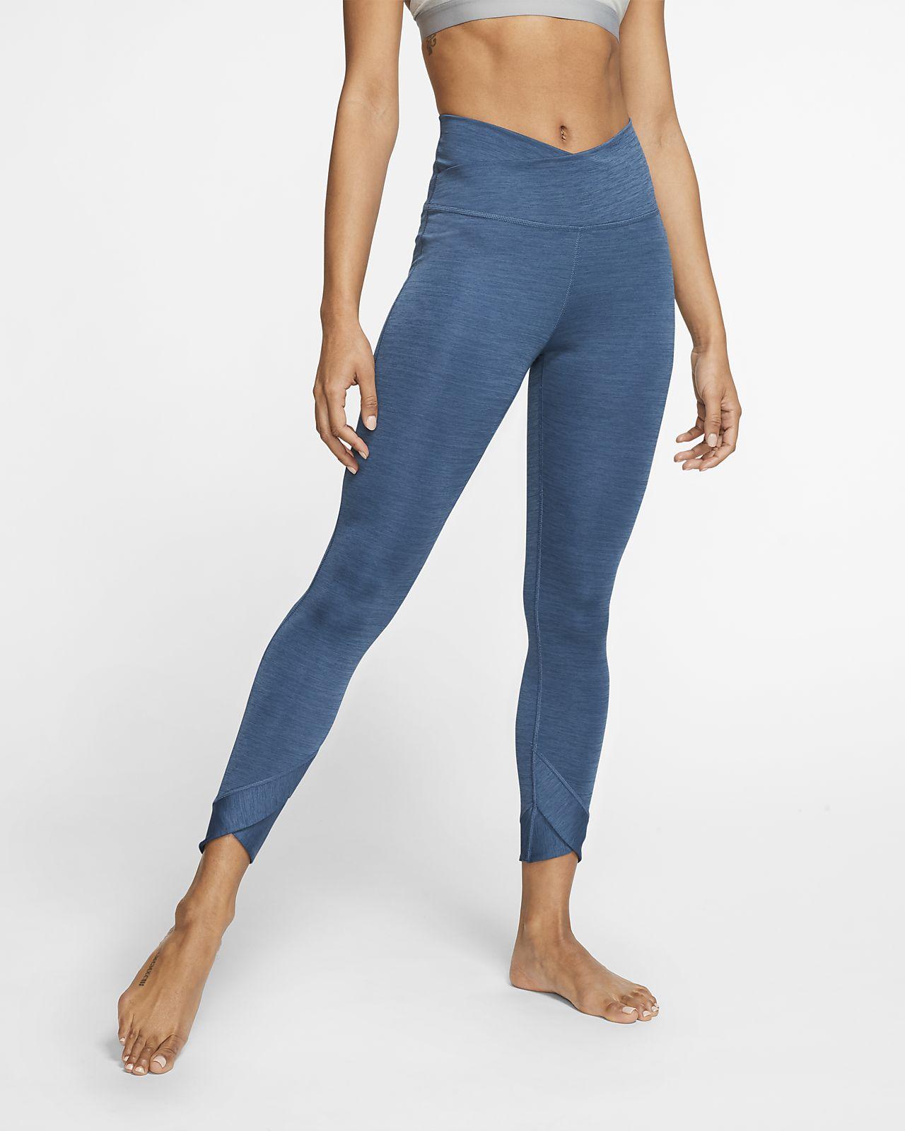 Damskie legginsy 7/8 Nike Yoga