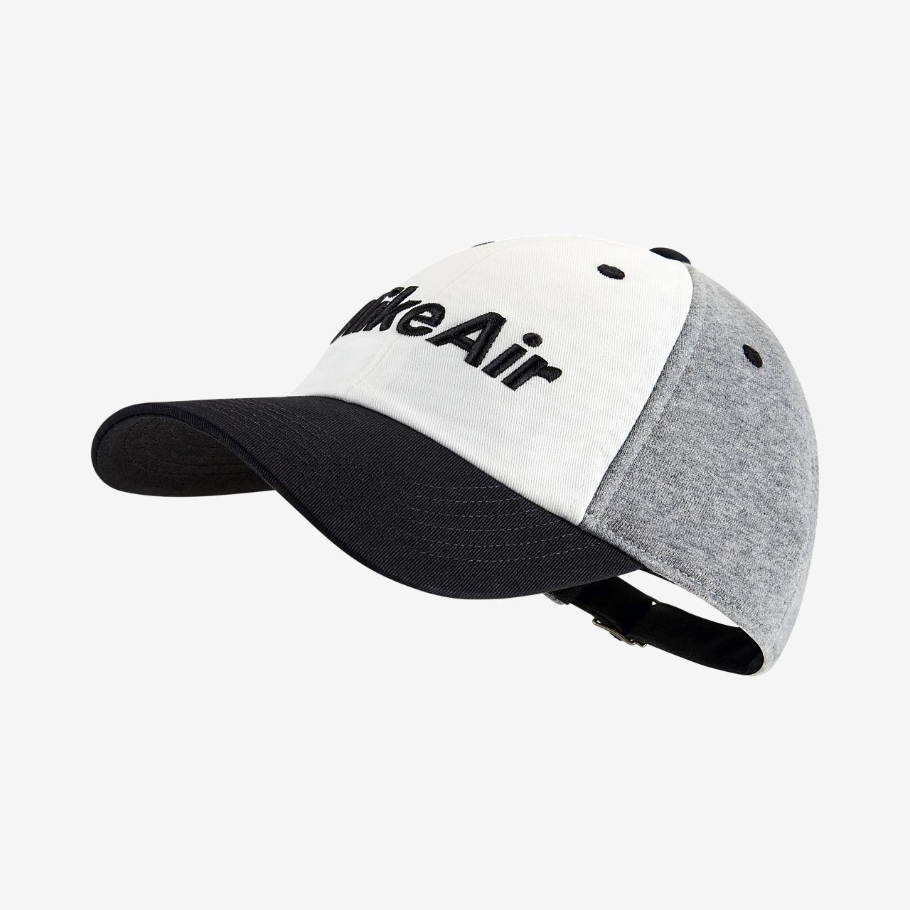Regulowana czapka dziecięca Nike Air Heritage86