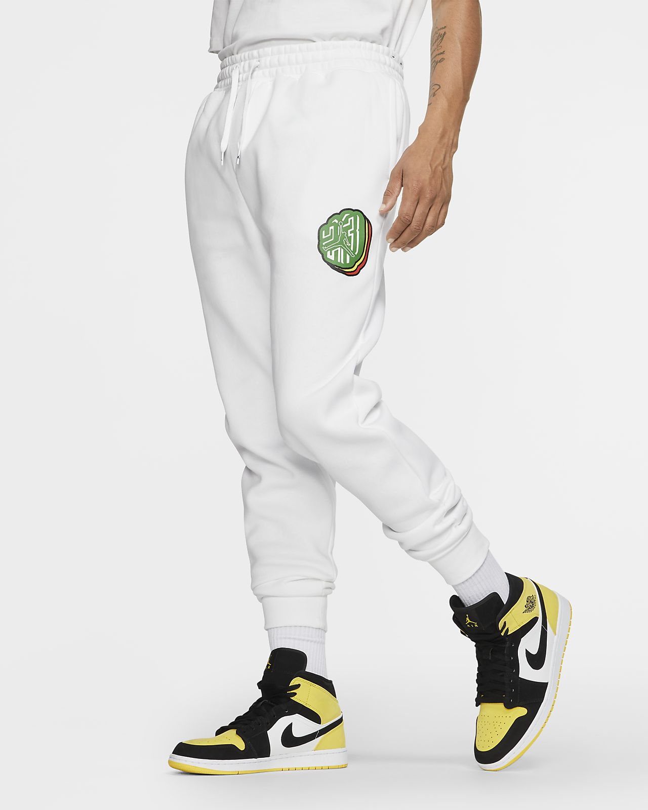 Jordan Jumpman Sticker Men's Fleece Trousers