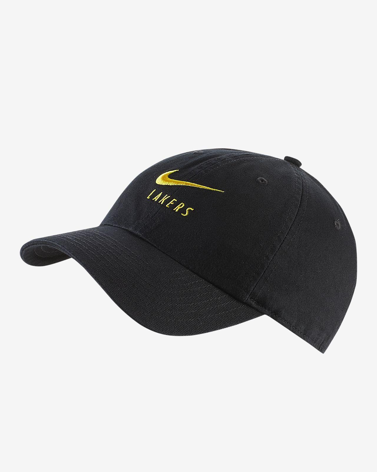 Los Angeles Lakers Nike Heritage 86 NBA 帽款