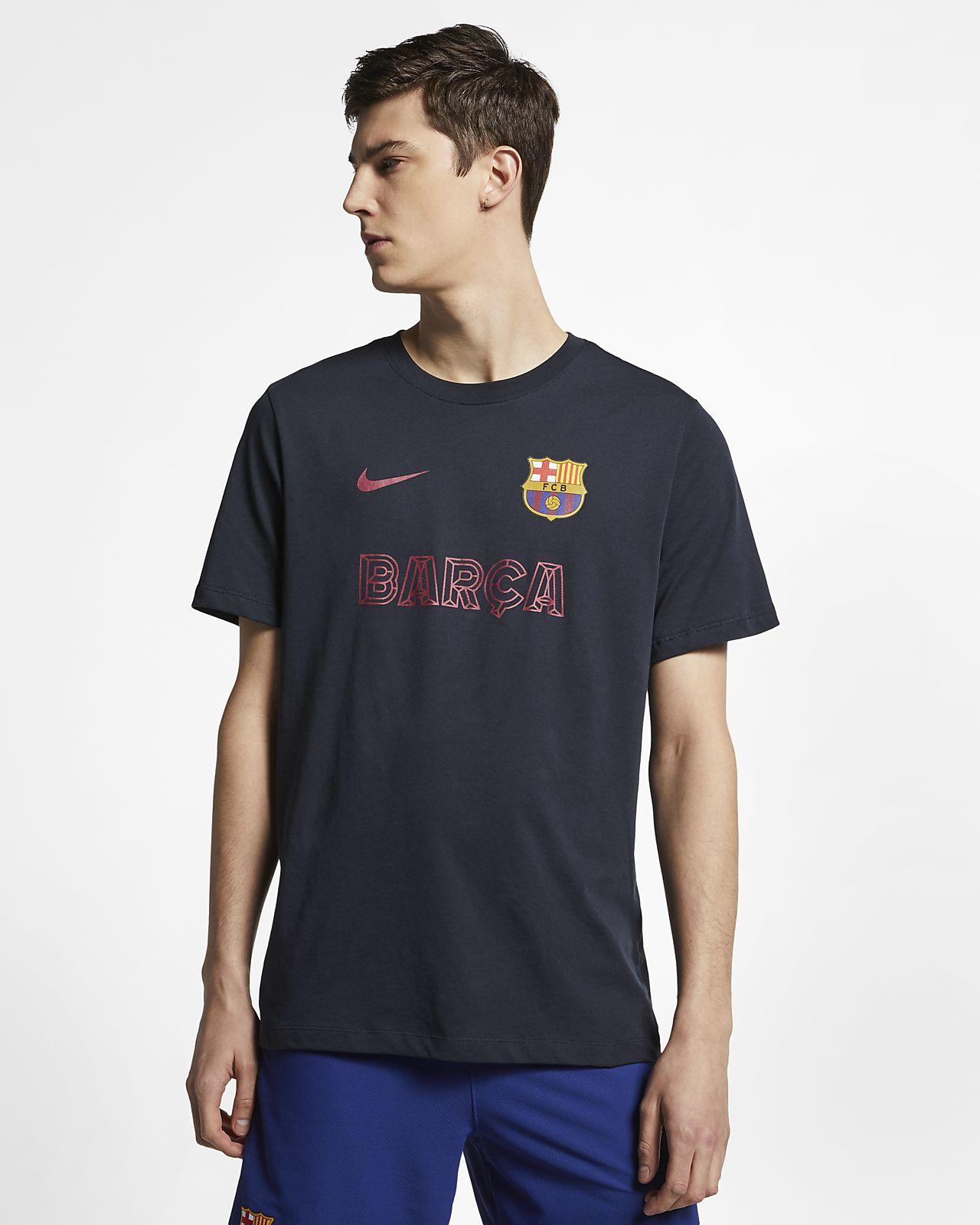 T-shirt Barcelona F.C Homme