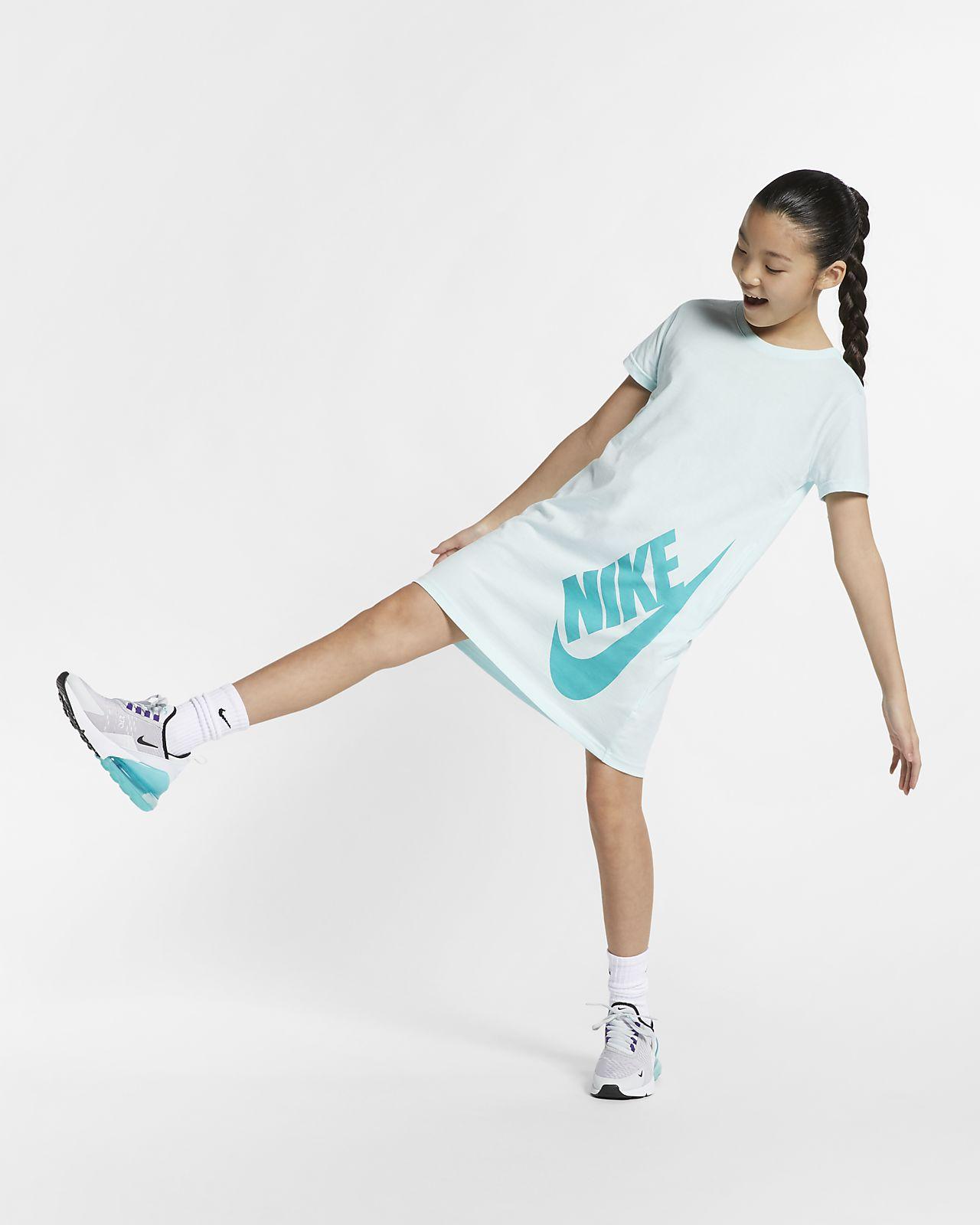 Vestido t shirt Nike Sportswear Júnior (Rapariga)