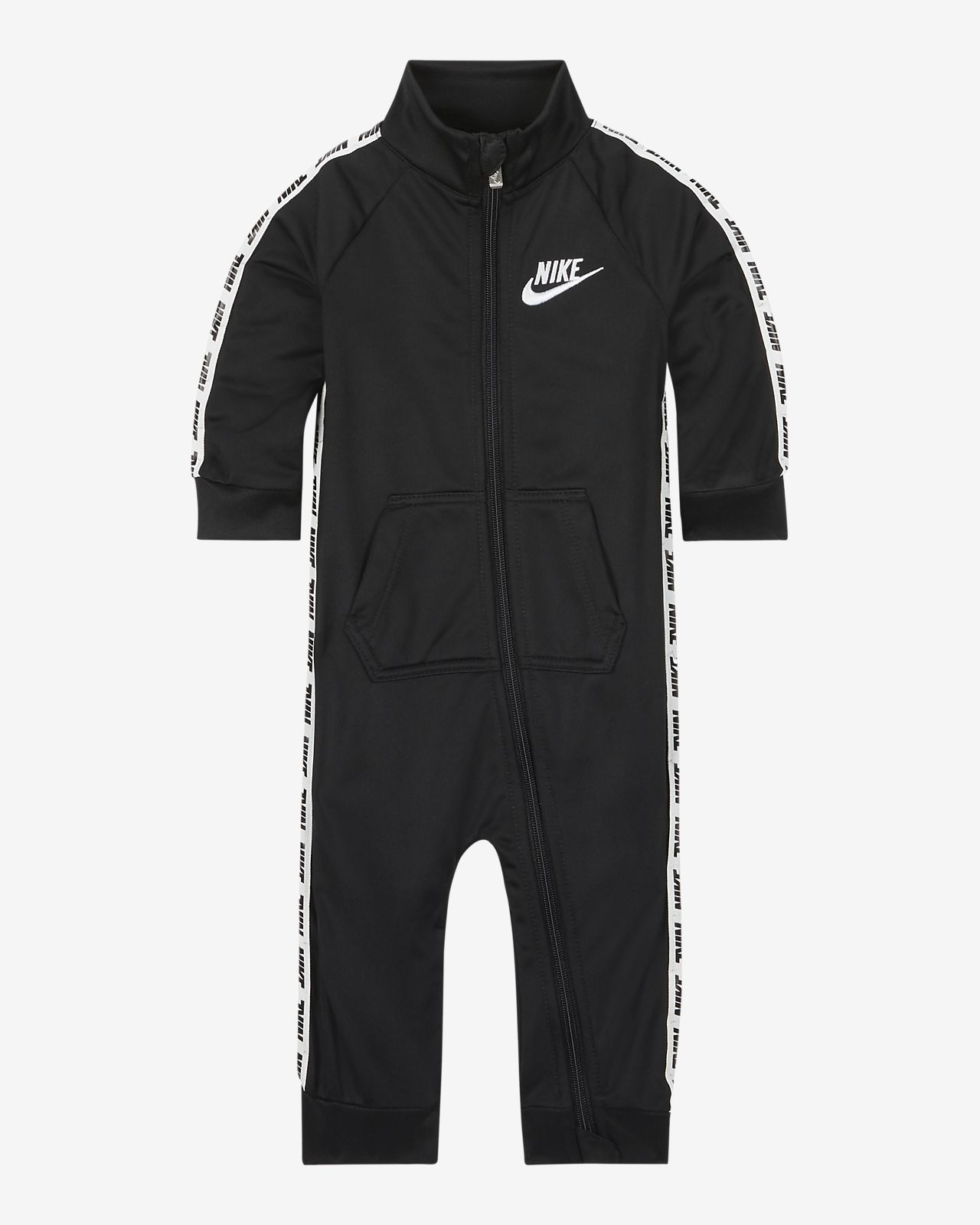 Nike Sportswear Baby (0-9M) Long-Sleeve Coverall