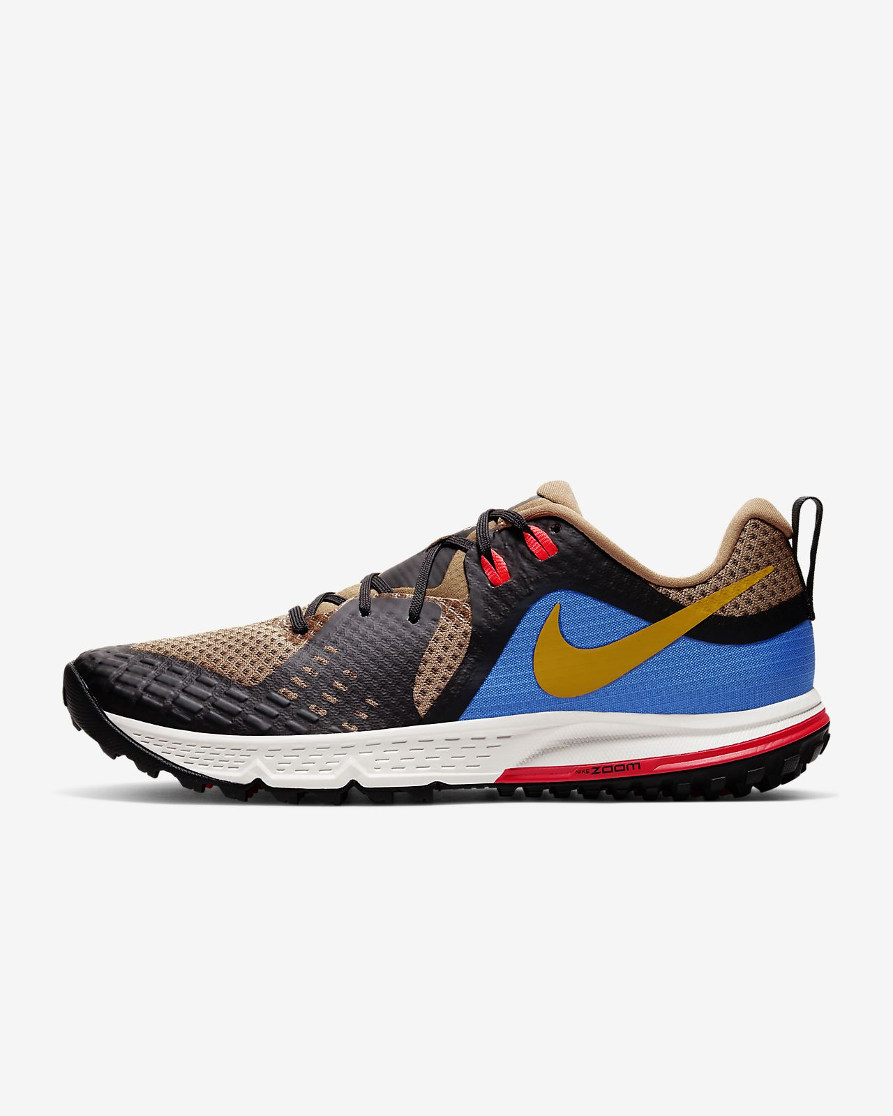 Nike Air Zoom Wildhorse 5 男款越野跑鞋