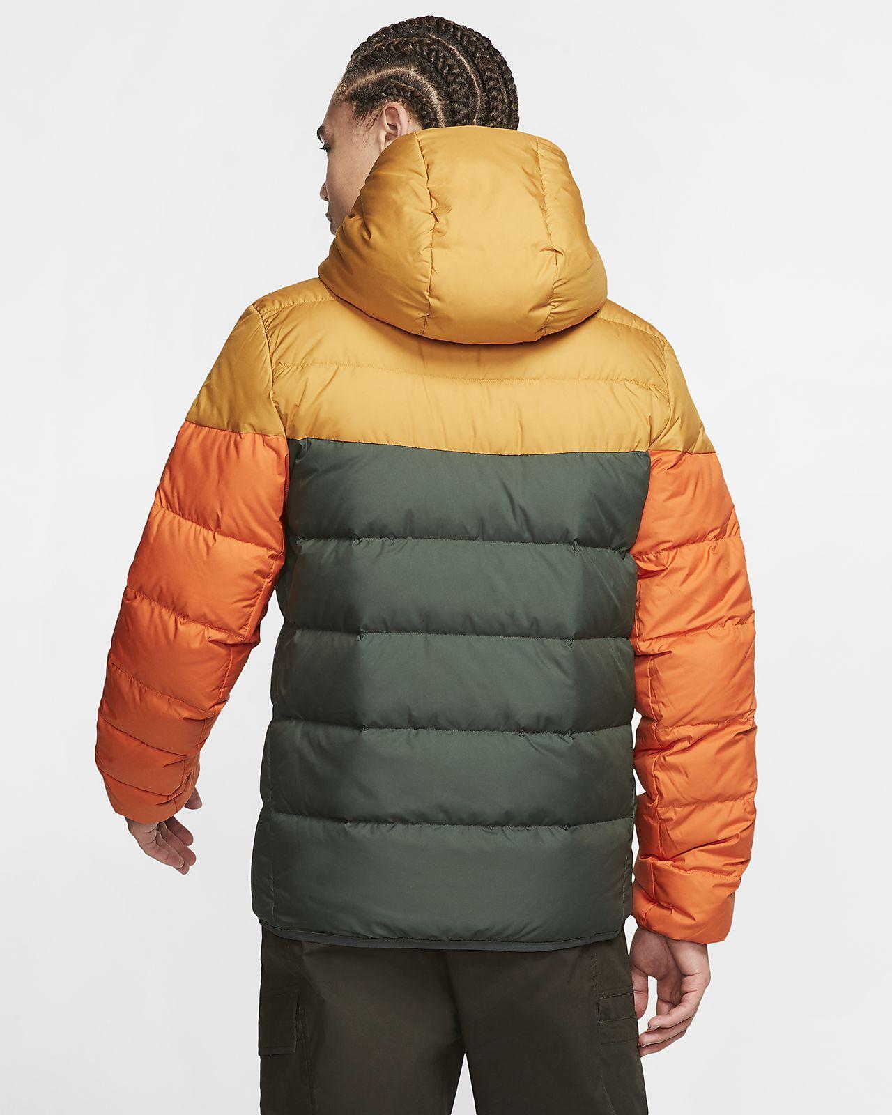 Doctor en Filosofía Produce La risa  Nike Sportswear Windrunner Down Fill Hooded Puffer Jacket. Nike.com