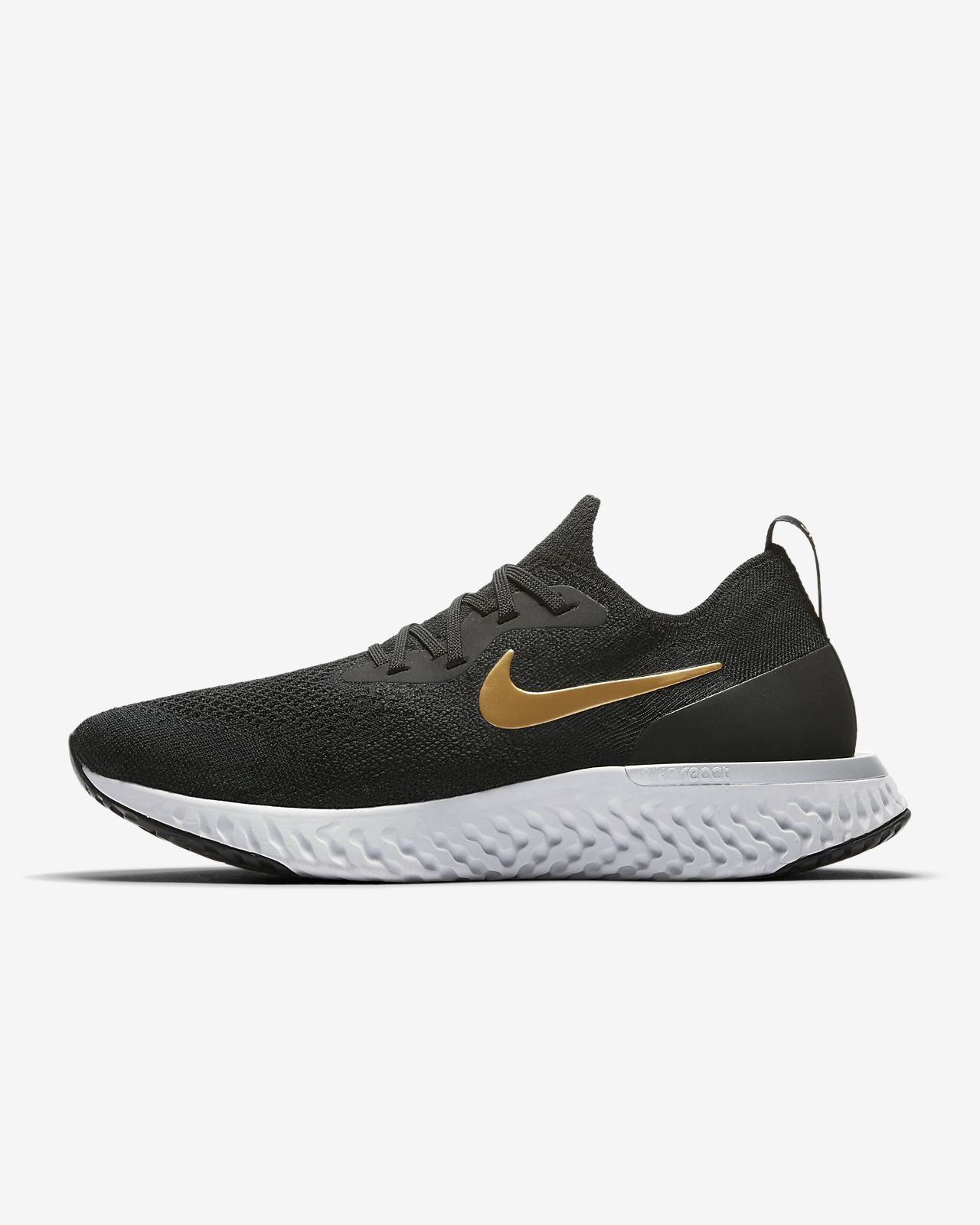 Calzado de running para mujer Nike Epic React Flyknit 1