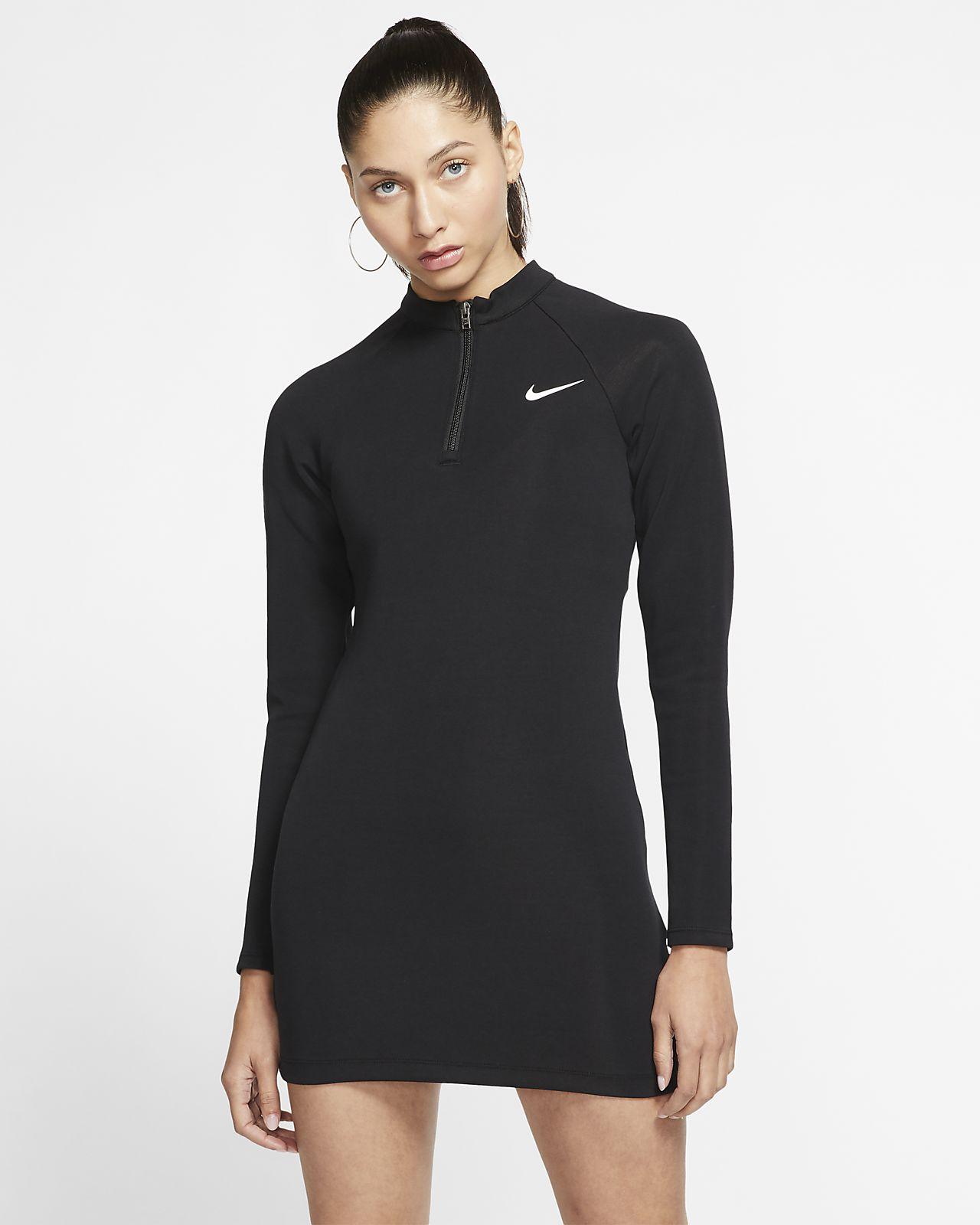 Nike Sportswear Women's Long-Sleeve Dress
