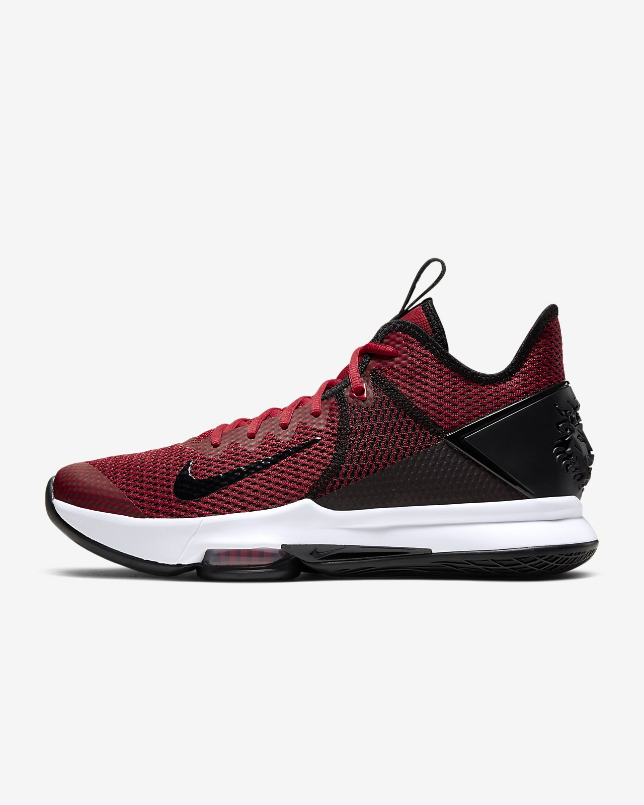 more photos a few days away well known LeBron Witness 4 Basketball Shoe. Nike LU
