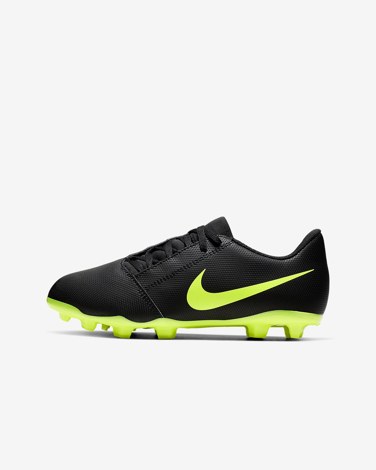 zapatilla Hacer bien carrete  Nike Jr. Phantom Venom Club FG Kids' Firm-Ground Football Boot. Nike PT