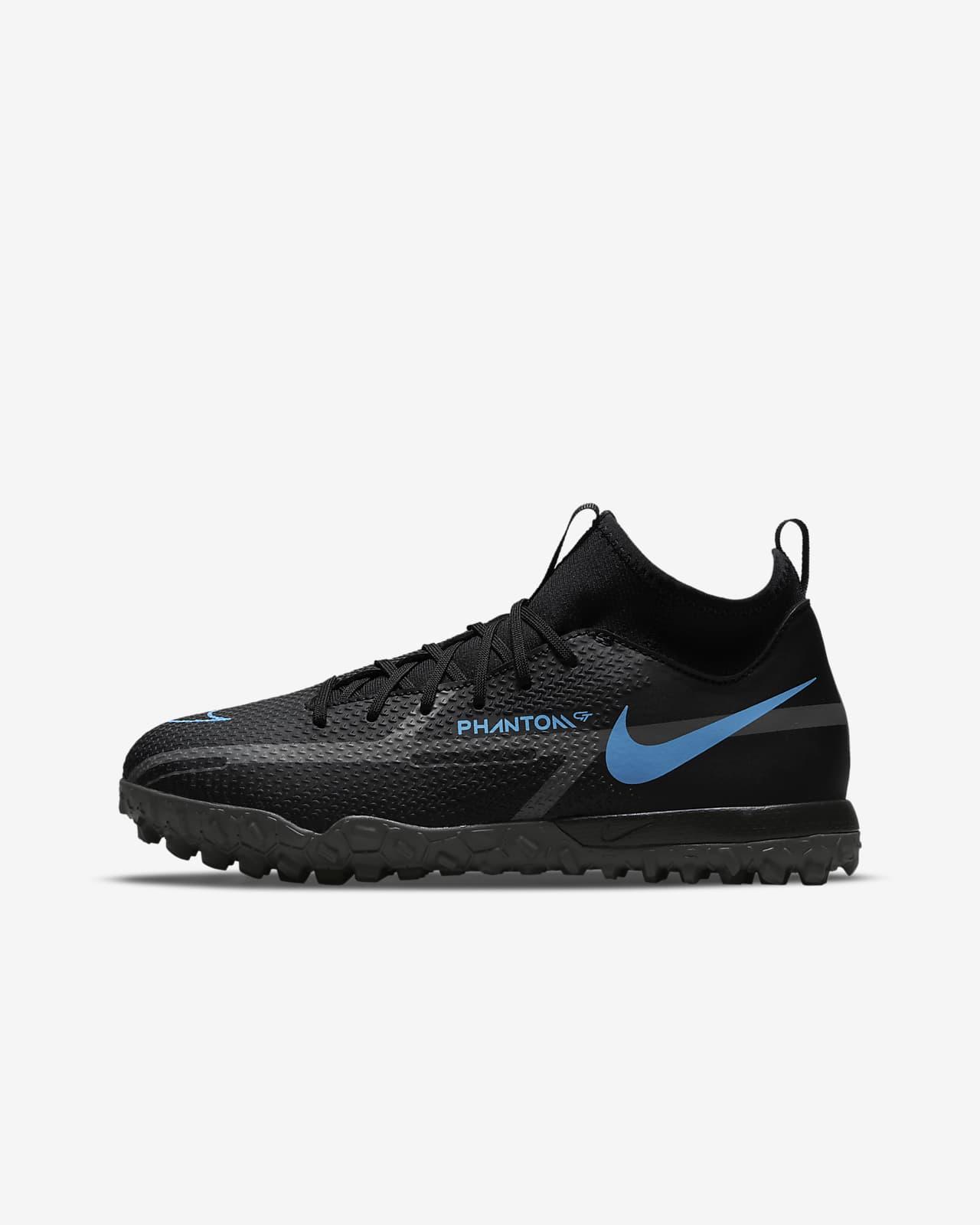 Nike Jr. Phantom GT2 Academy Dynamic Fit TF Younger/Older Kids' Turf Football Shoe