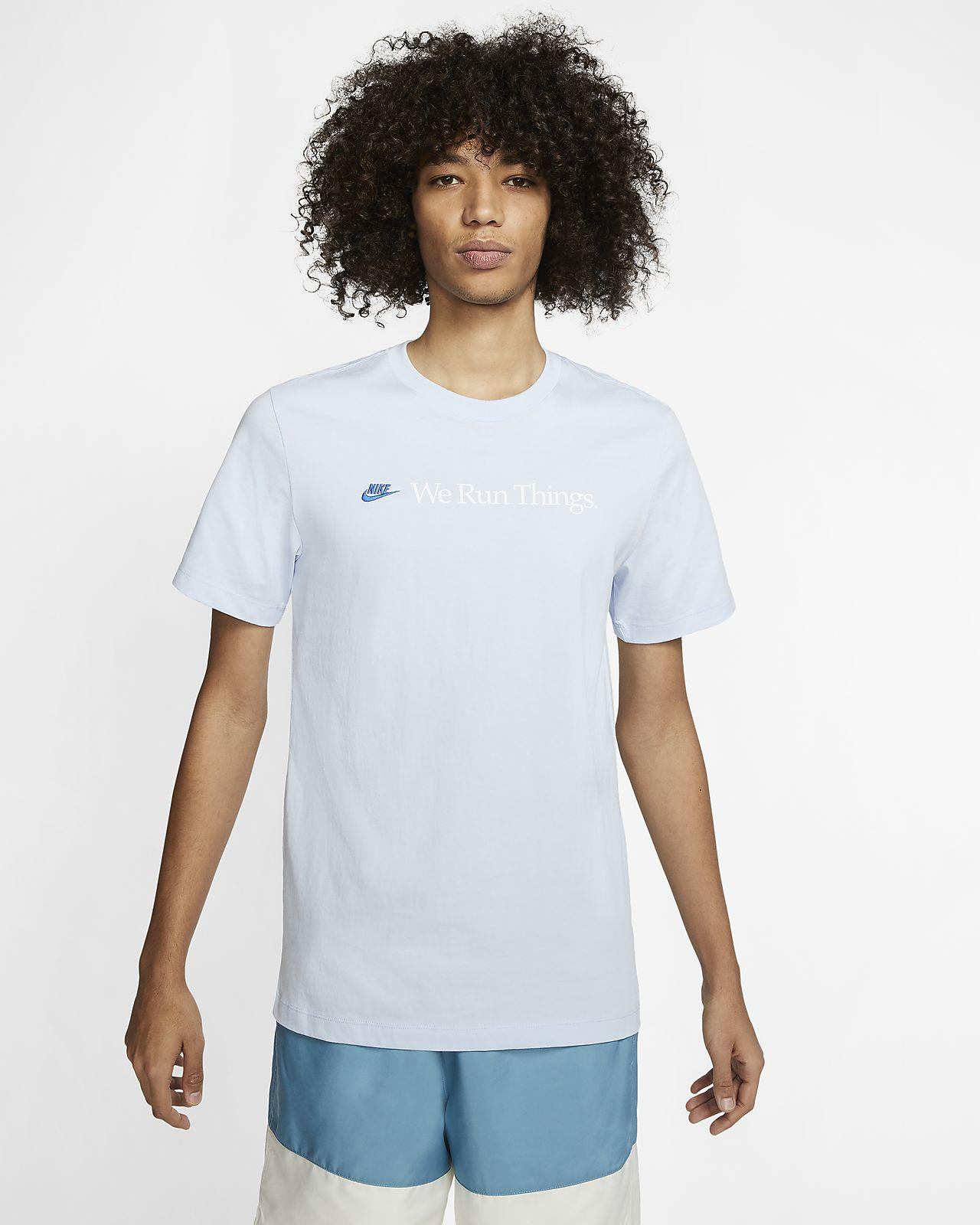 Playera Airathon con estampado para hombre Nike Sportswear