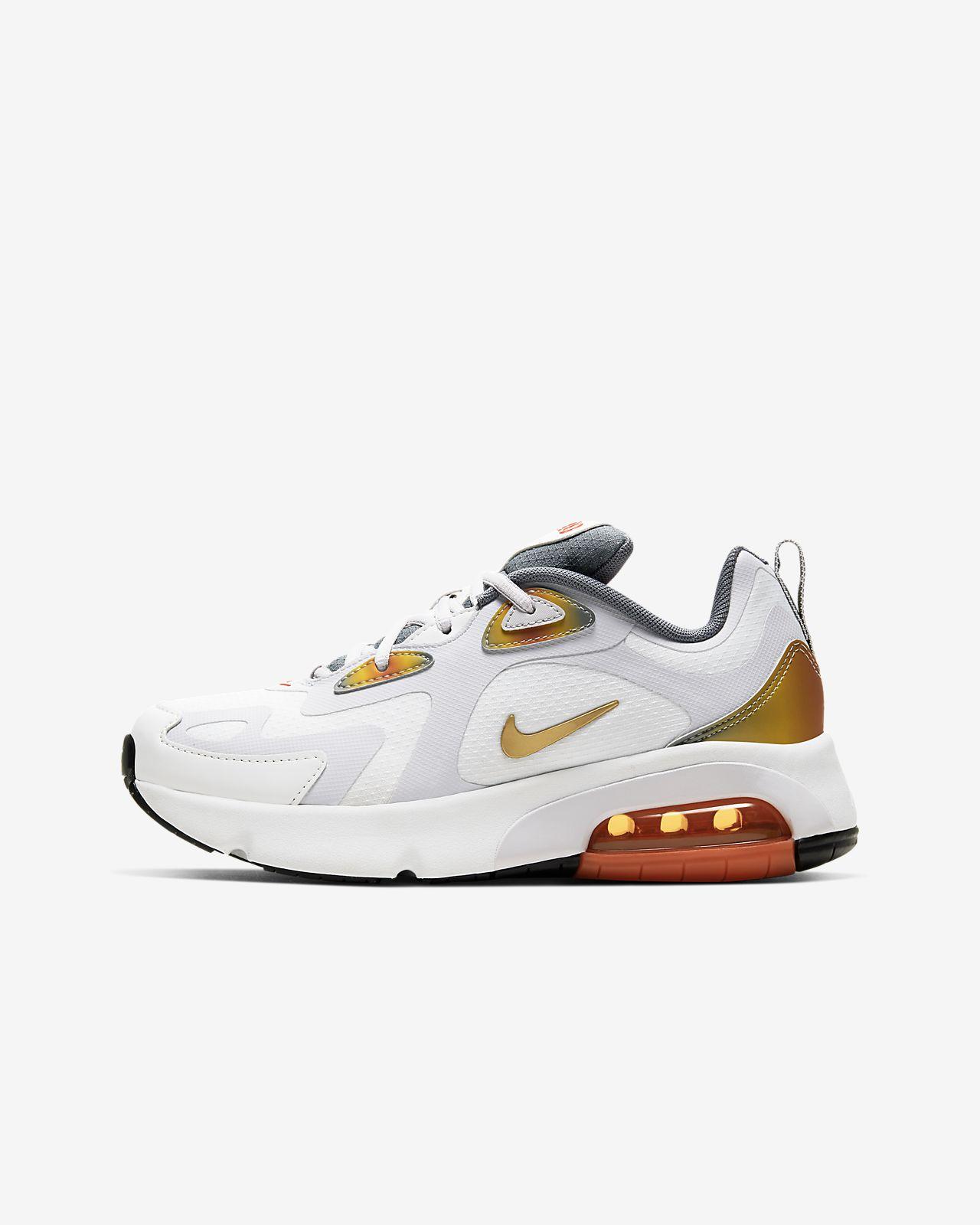 Nike Air Max 200 SE sko til store børn