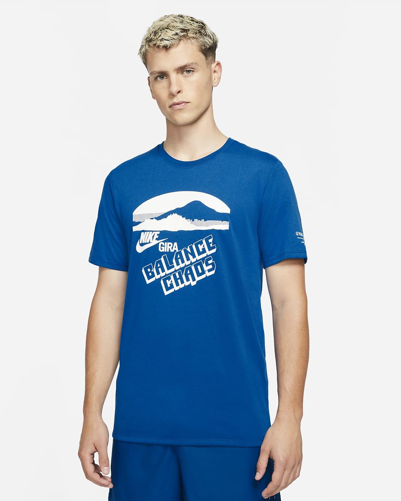 เสื้อยืดผู้ชาย Nike x Gyakusou