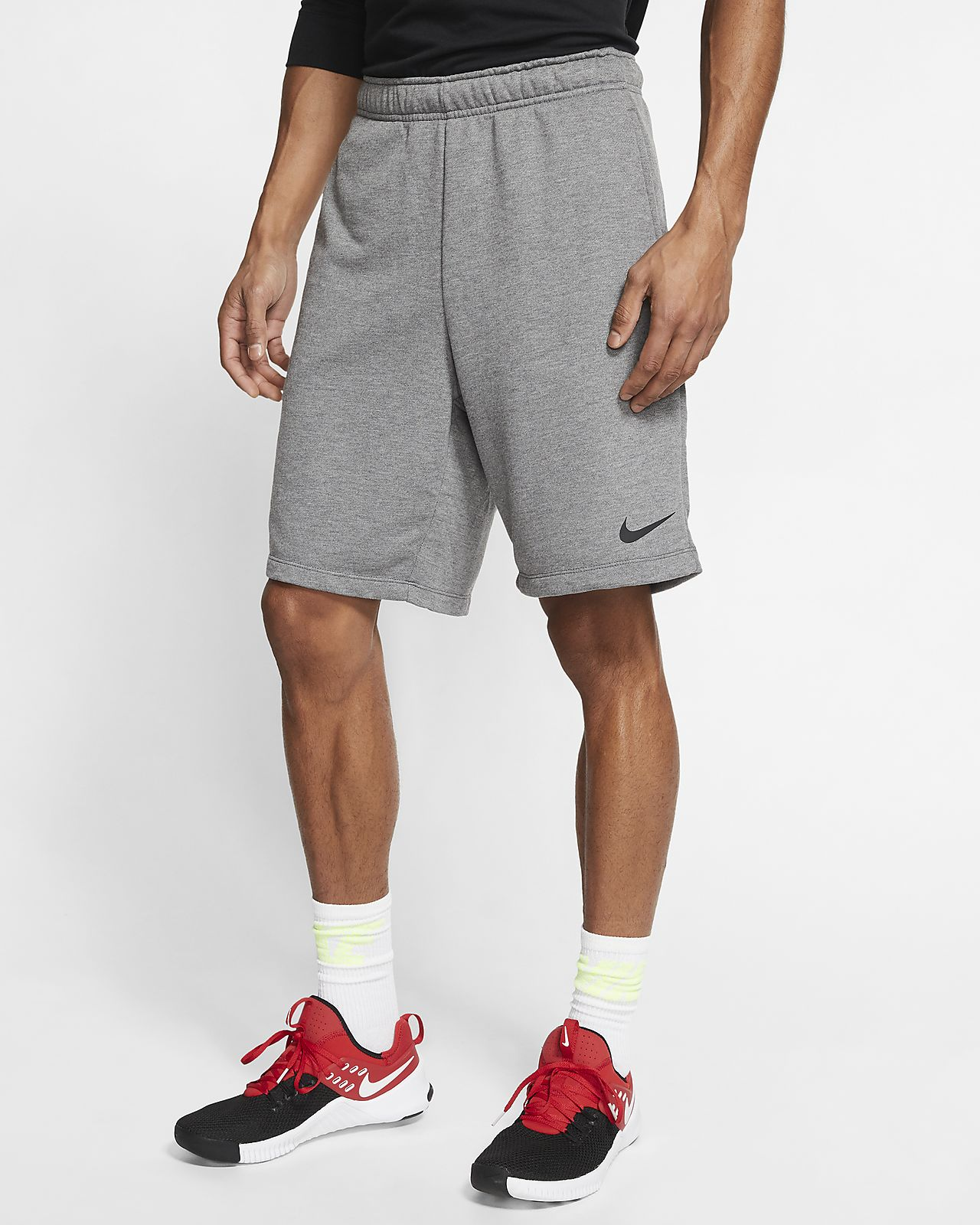 Shorts da training in fleece Nike Dri-FIT - Uomo