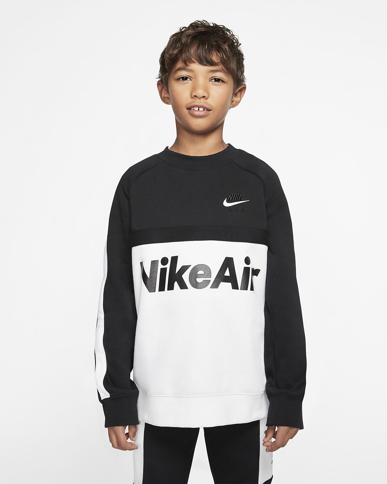 Nike Air Max Older Kids' (Boys') Hoodie