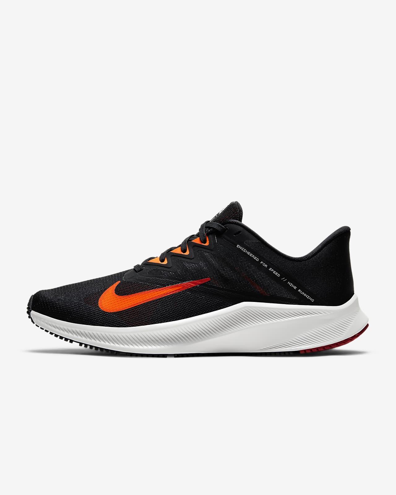 รองเท้าวิ่งผู้ชาย Nike Quest 3