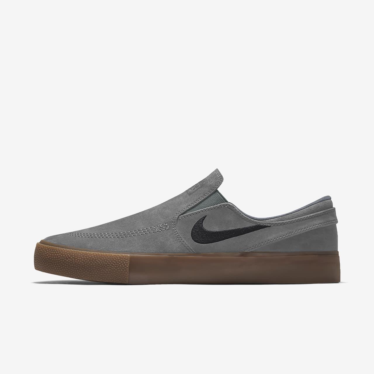 Nike SB Zoom Janoski RM By You Custom Skate Shoe