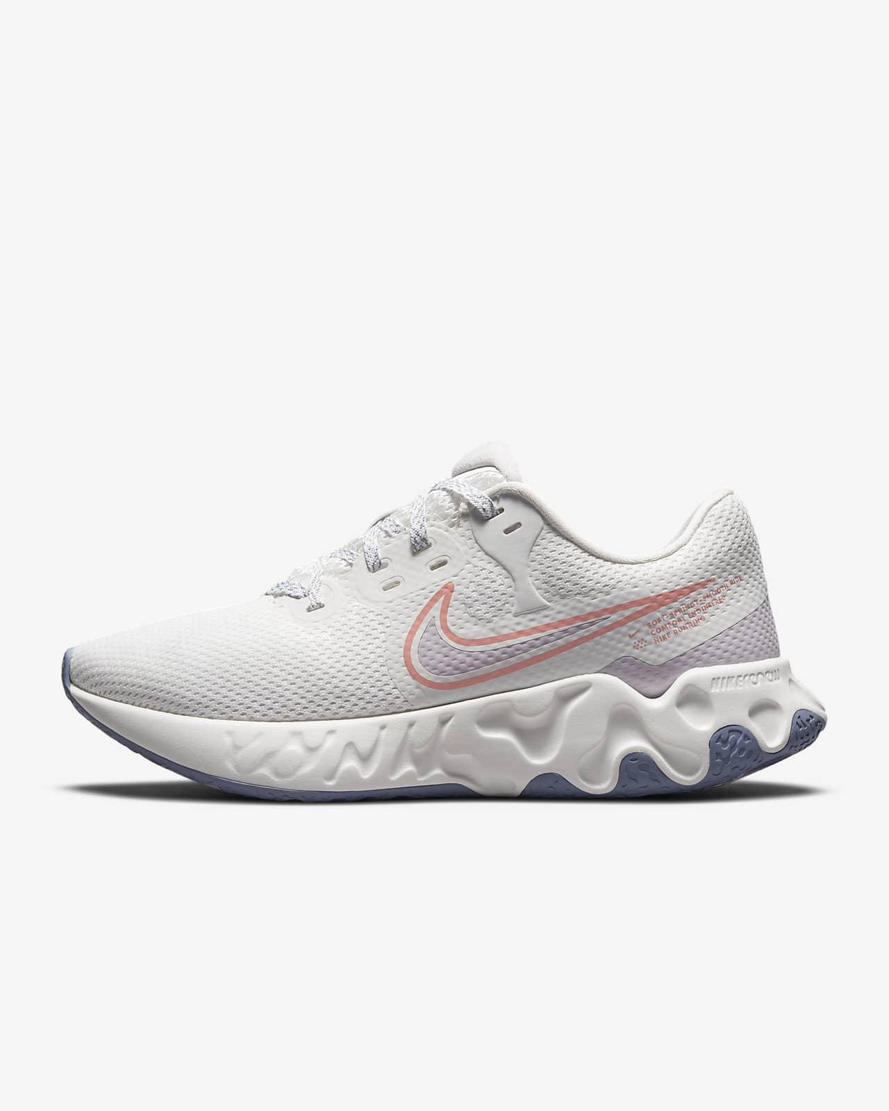 Calzado de running para carretera para mujer Nike Renew Ride 2