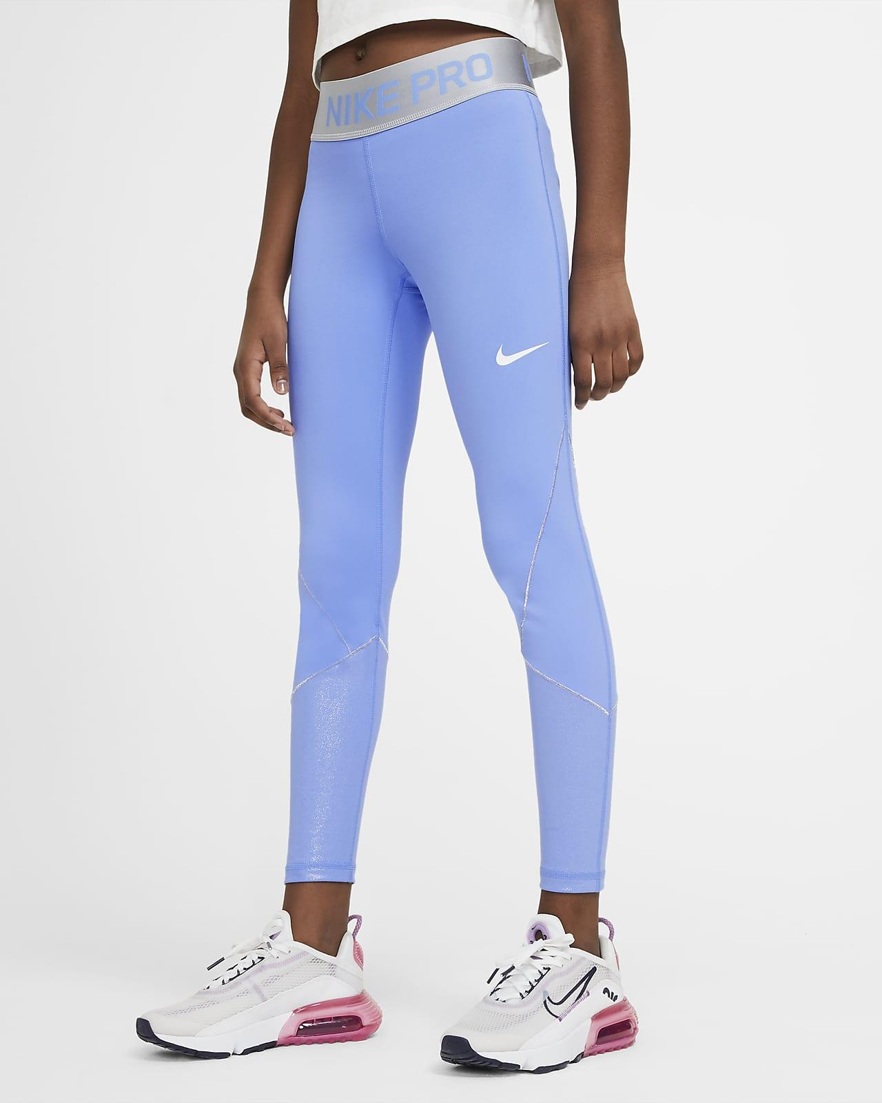 Nike Pro Warm Older Kids' (Girls') Training Leggings