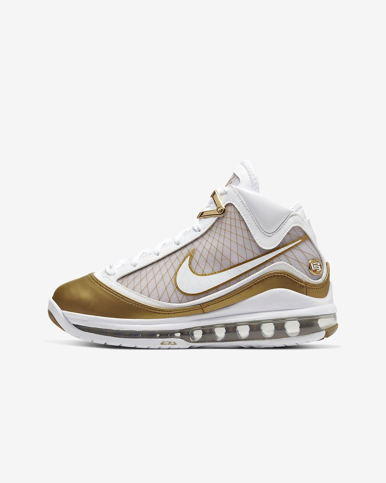 Nike LeBron VII (GS) QS 大童运动童鞋