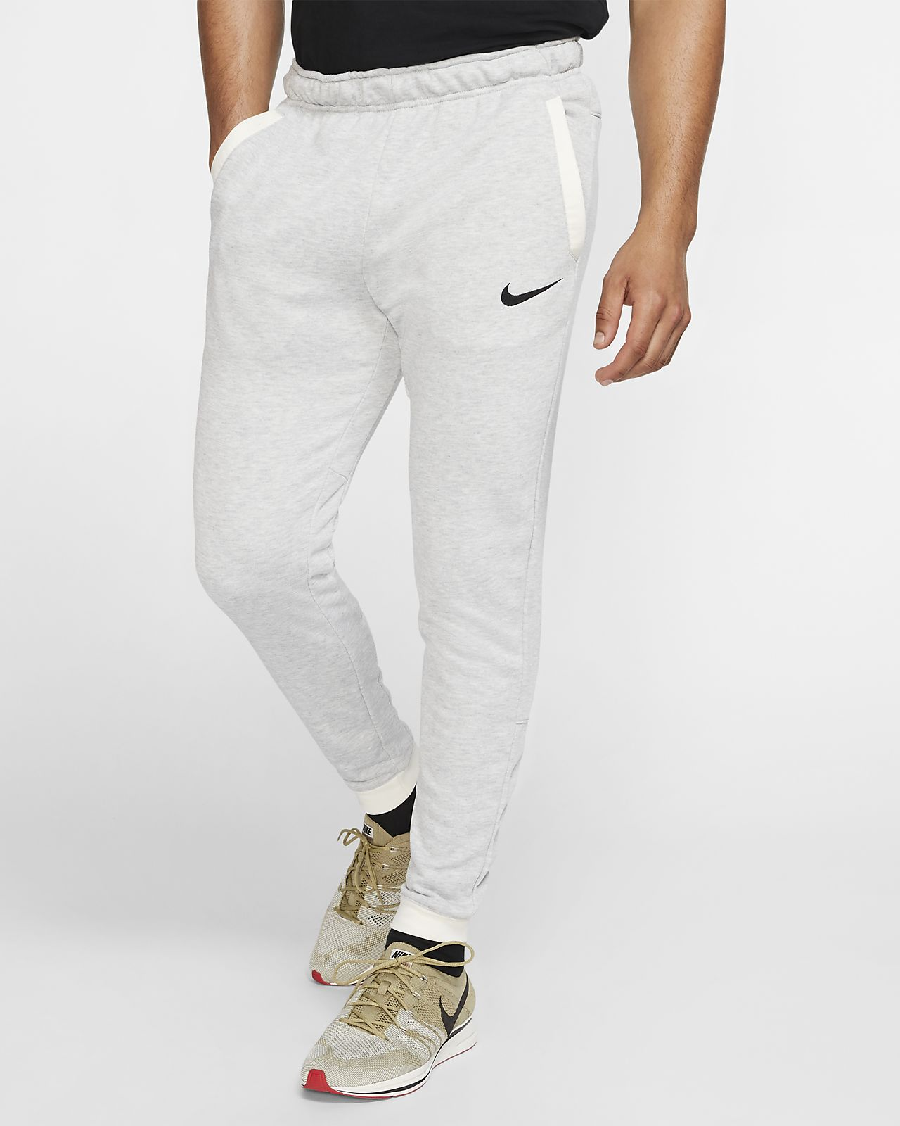 Nike Dri-FIT Men's Tapered Fleece Training Pants