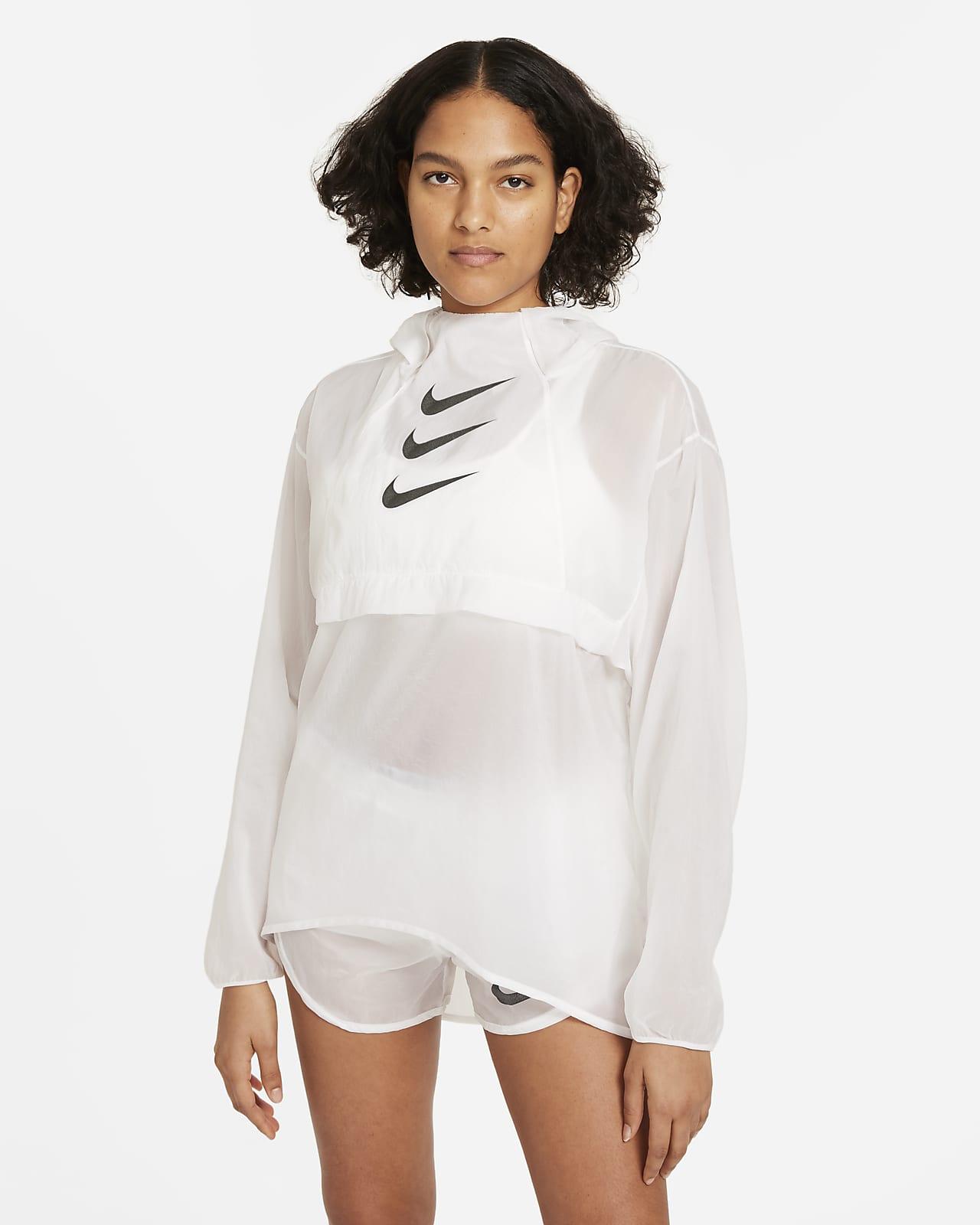 Nike Run Division 女款可收納跑步外套