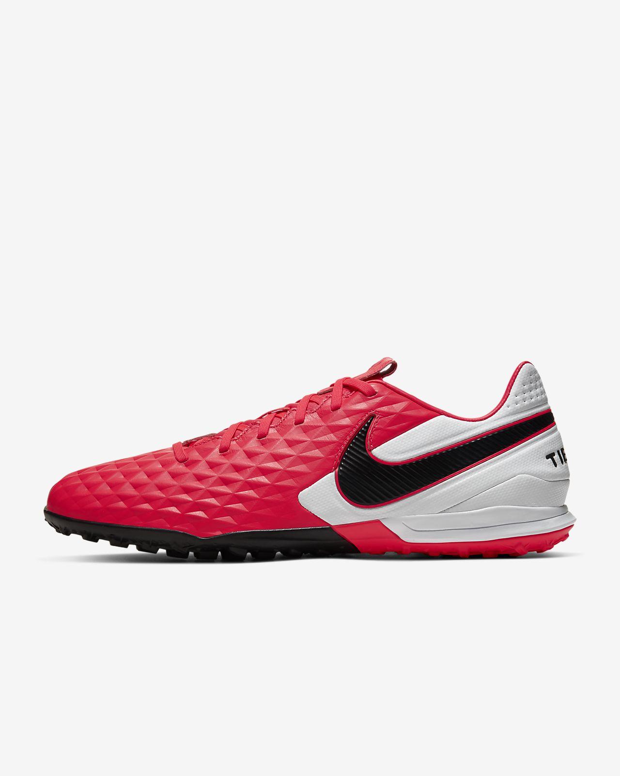 Chuteiras de futebol para relva artificial Nike Tiempo Legend 8 Pro TF