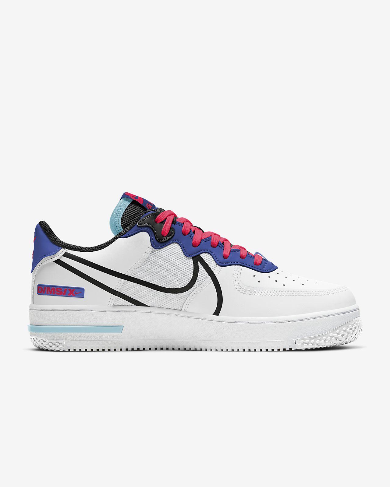 Sapatilhas Nike Air Force 1 React para homem