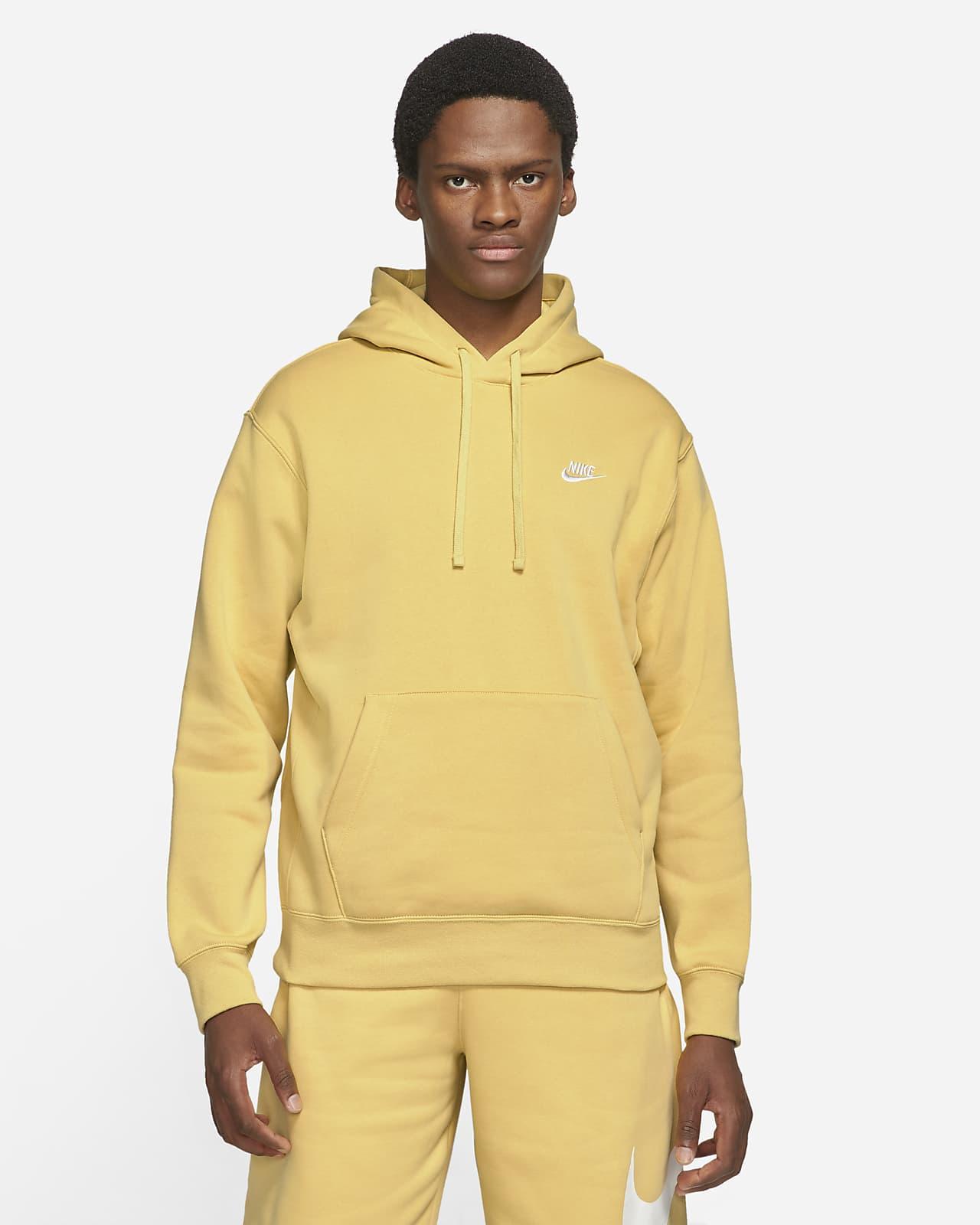 Nike Sportswear Club fleecehettegenser til herre