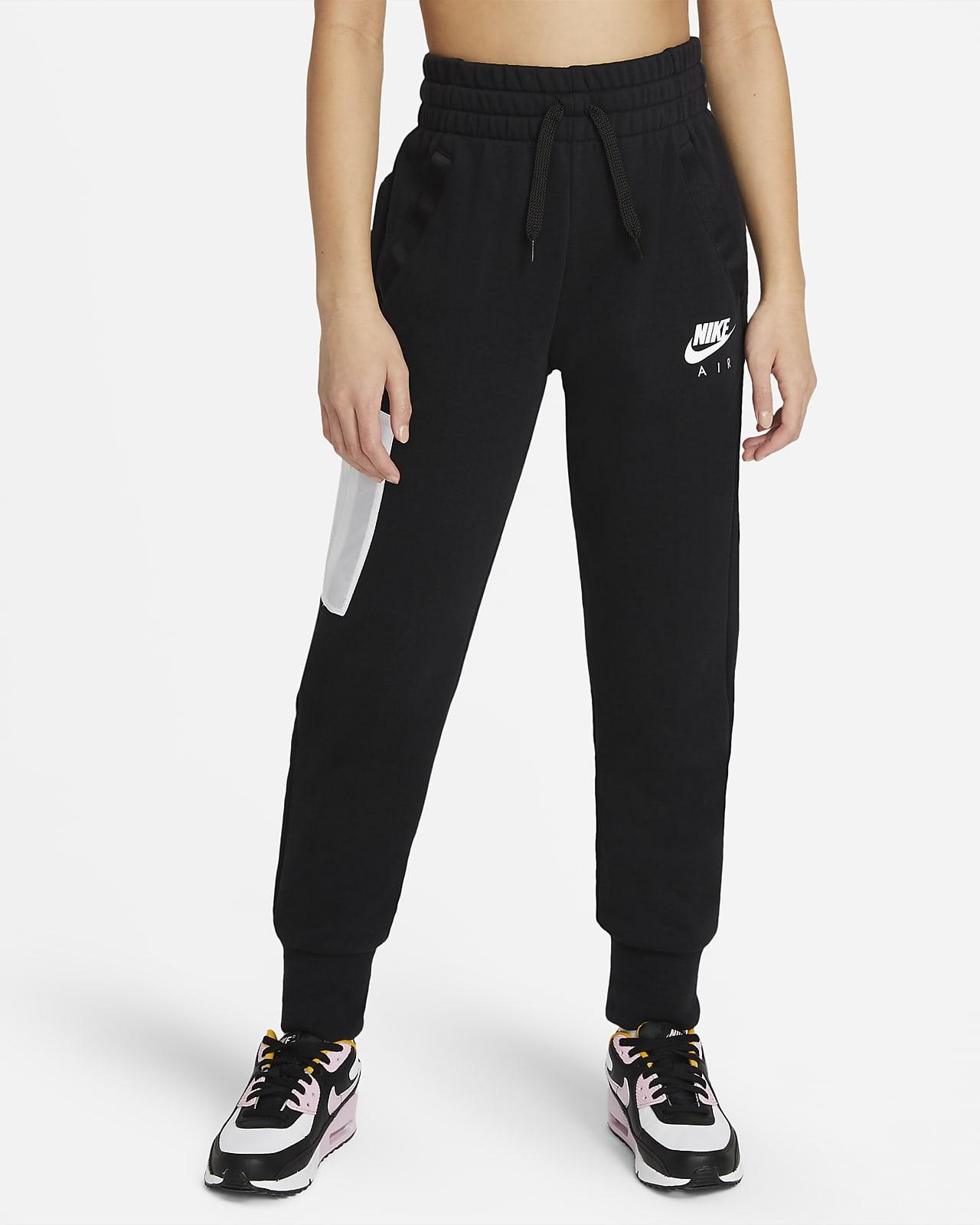 Pantalon en molleton Nike Air pour Fille plus âgée