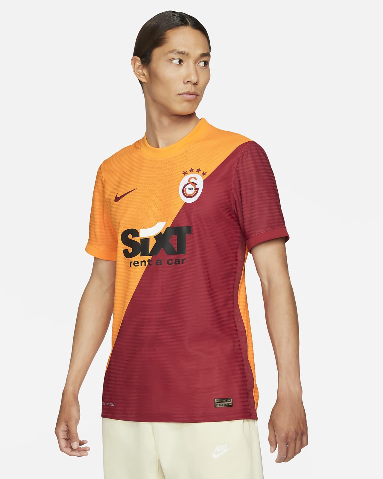 Galatasaray 2021/22 Maç İç Saha Nike Dri-FIT ADV Erkek Futbol Forması