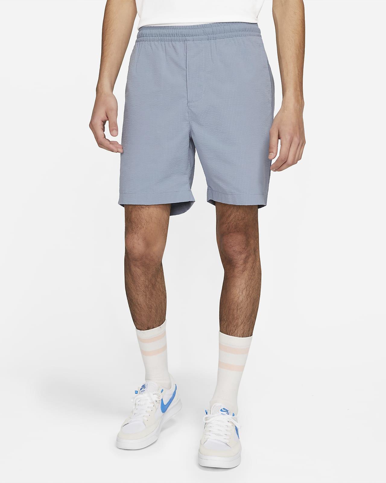 Nike SB 套穿式滑板斜紋棉布短褲