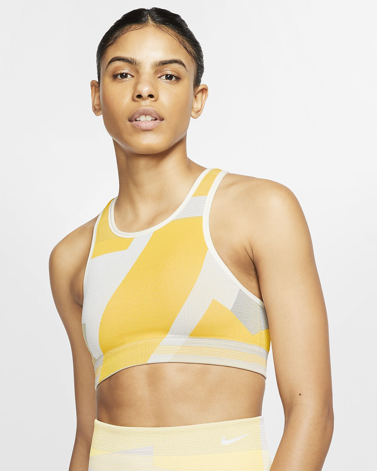 Nike Icon Clash Women's Seamless Light-Support Sports Bra