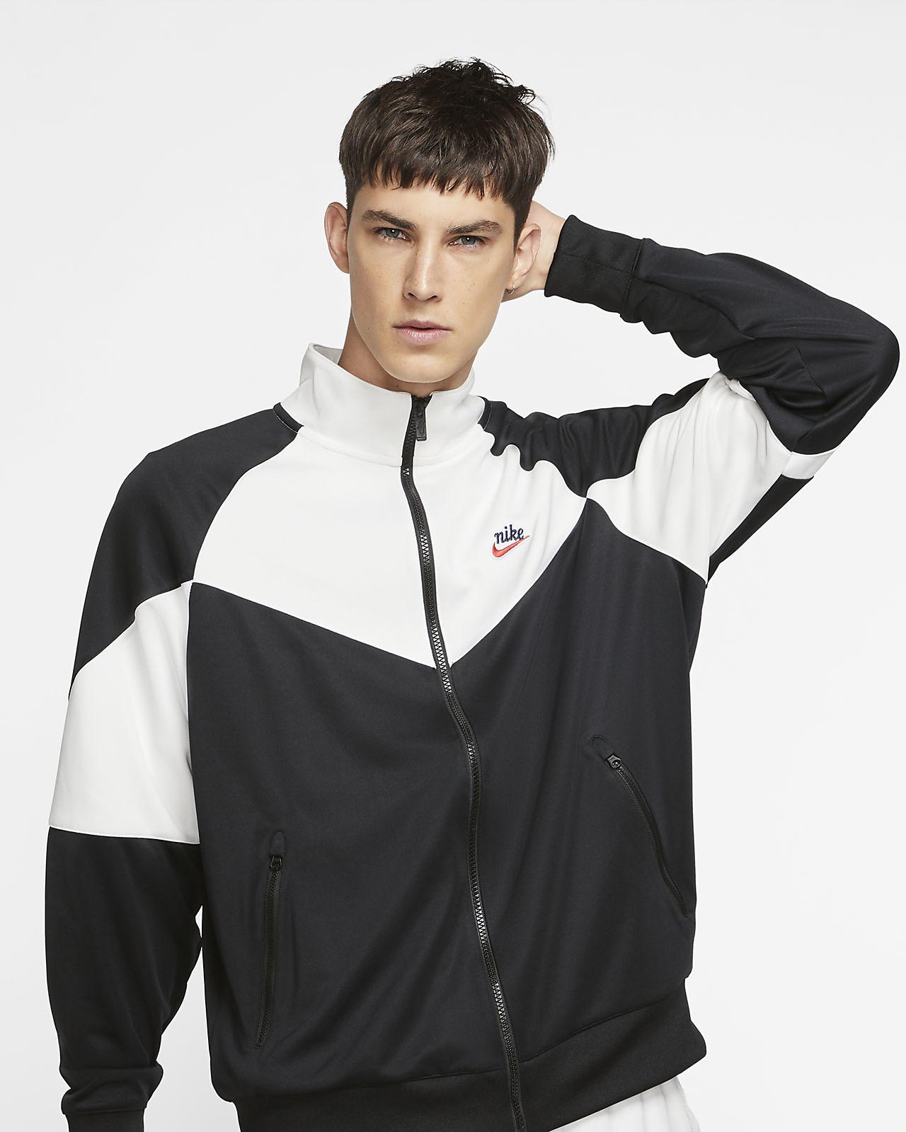 nike sportswear swoosh giacca