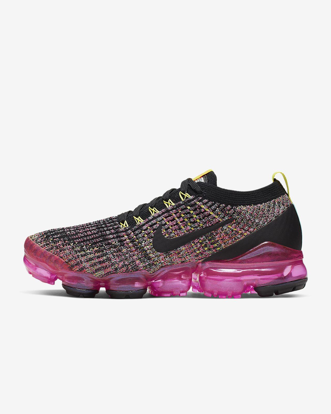 Nike Air VaporMax Flyknit 3女子运动鞋
