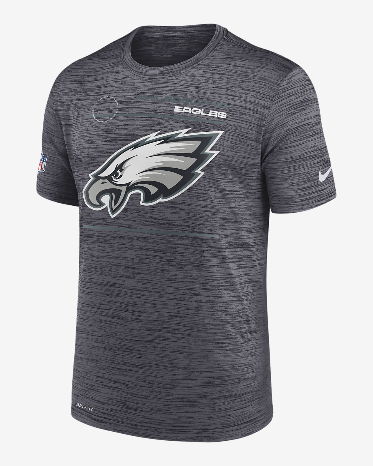 Nike Dri-FIT Sideline Velocity Legend (NFL Philadelphia Eagles) Men's T-Shirt