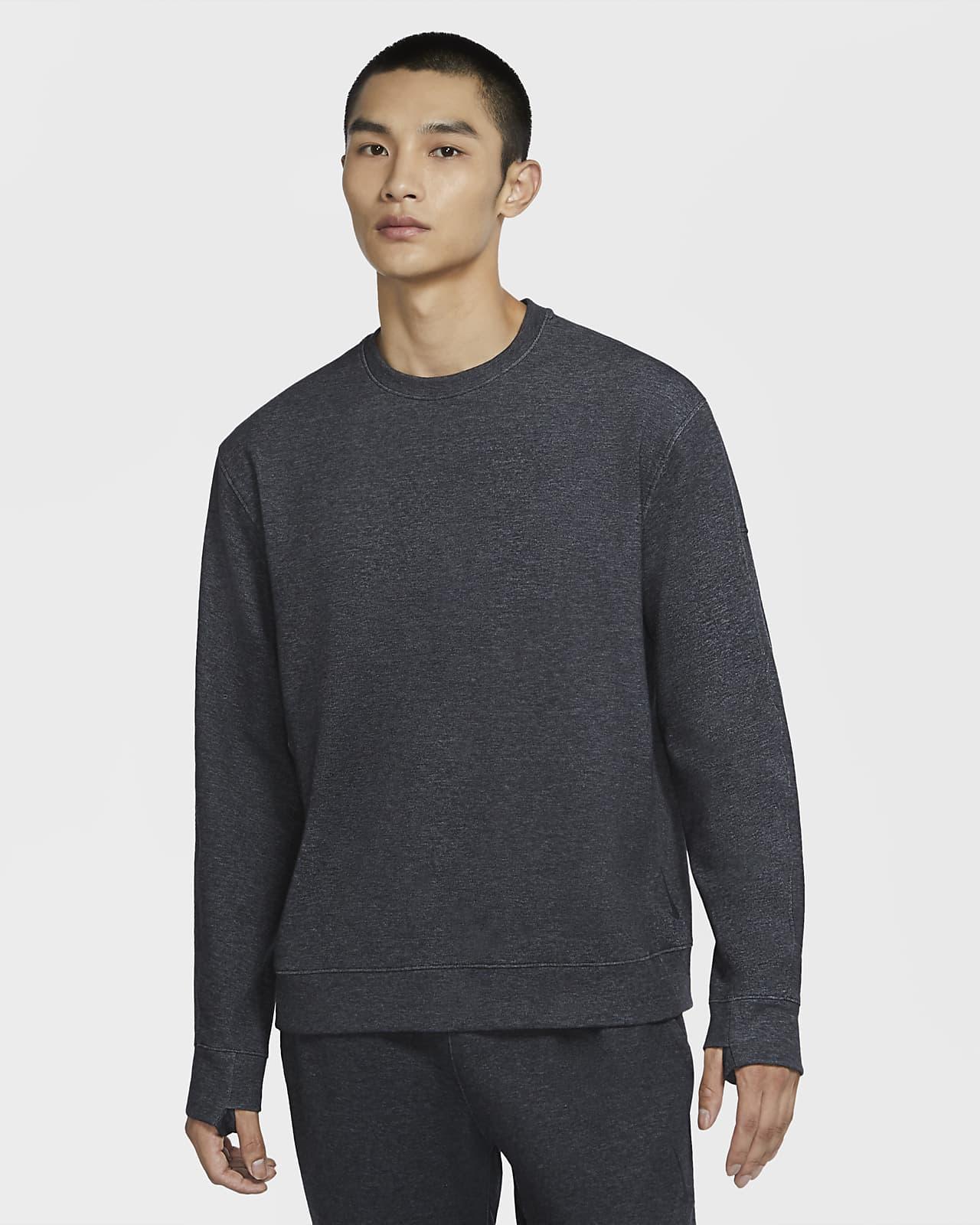Nike Yoga 男子圆领上衣