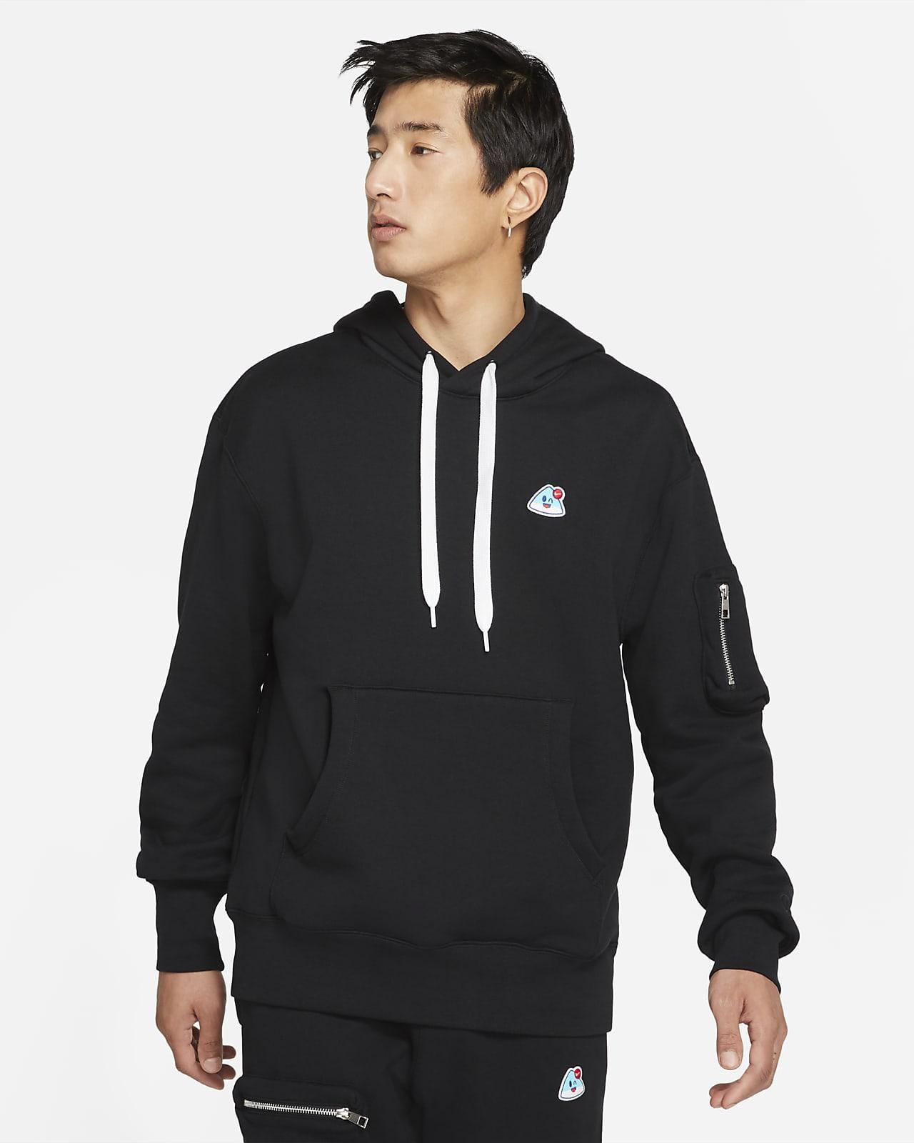 Nike Sportswear 男款法國毛圈布套頭連帽上衣